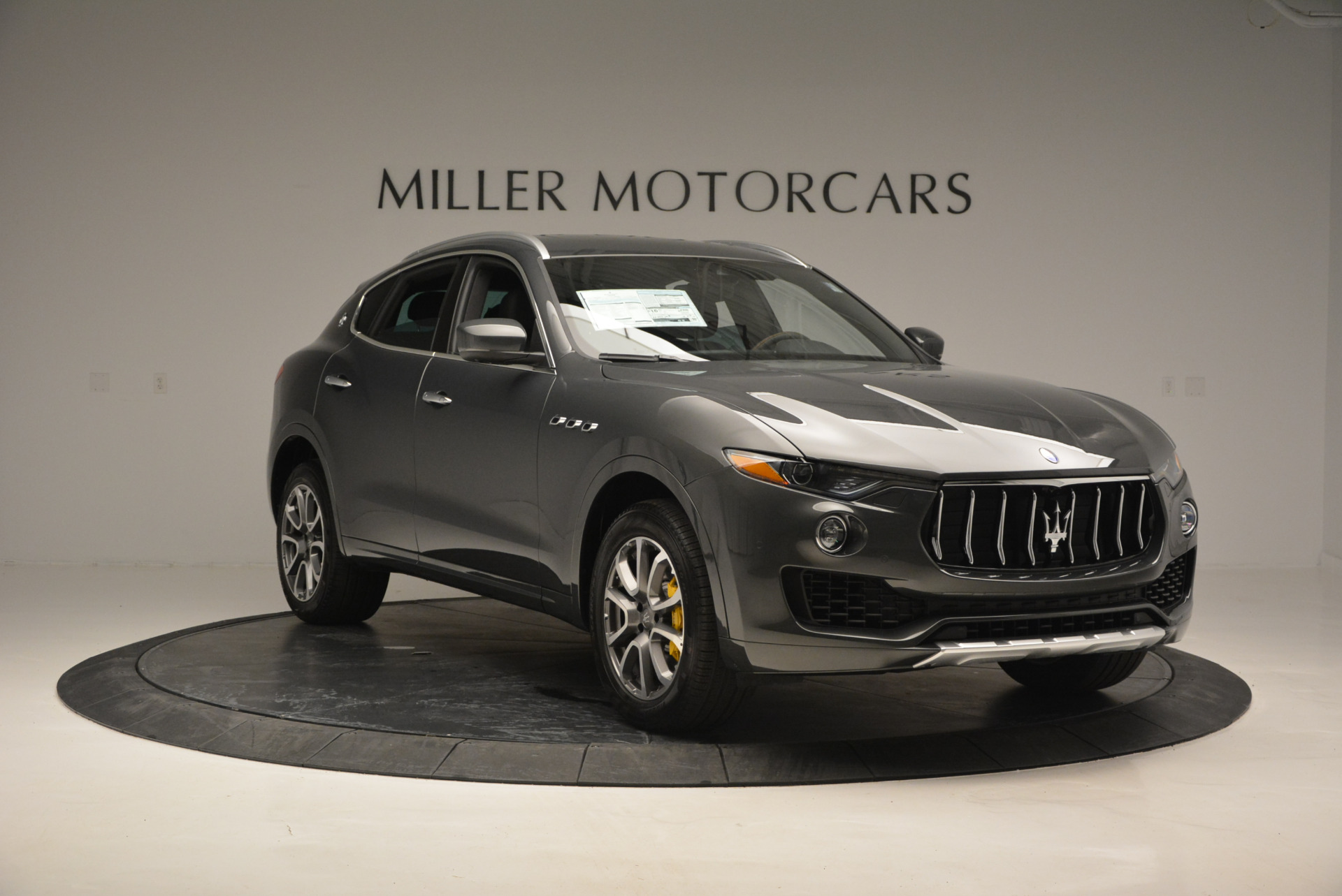 Used 2017 Maserati Levante S Ex Service Loaner For Sale In Greenwich, CT 764_p11