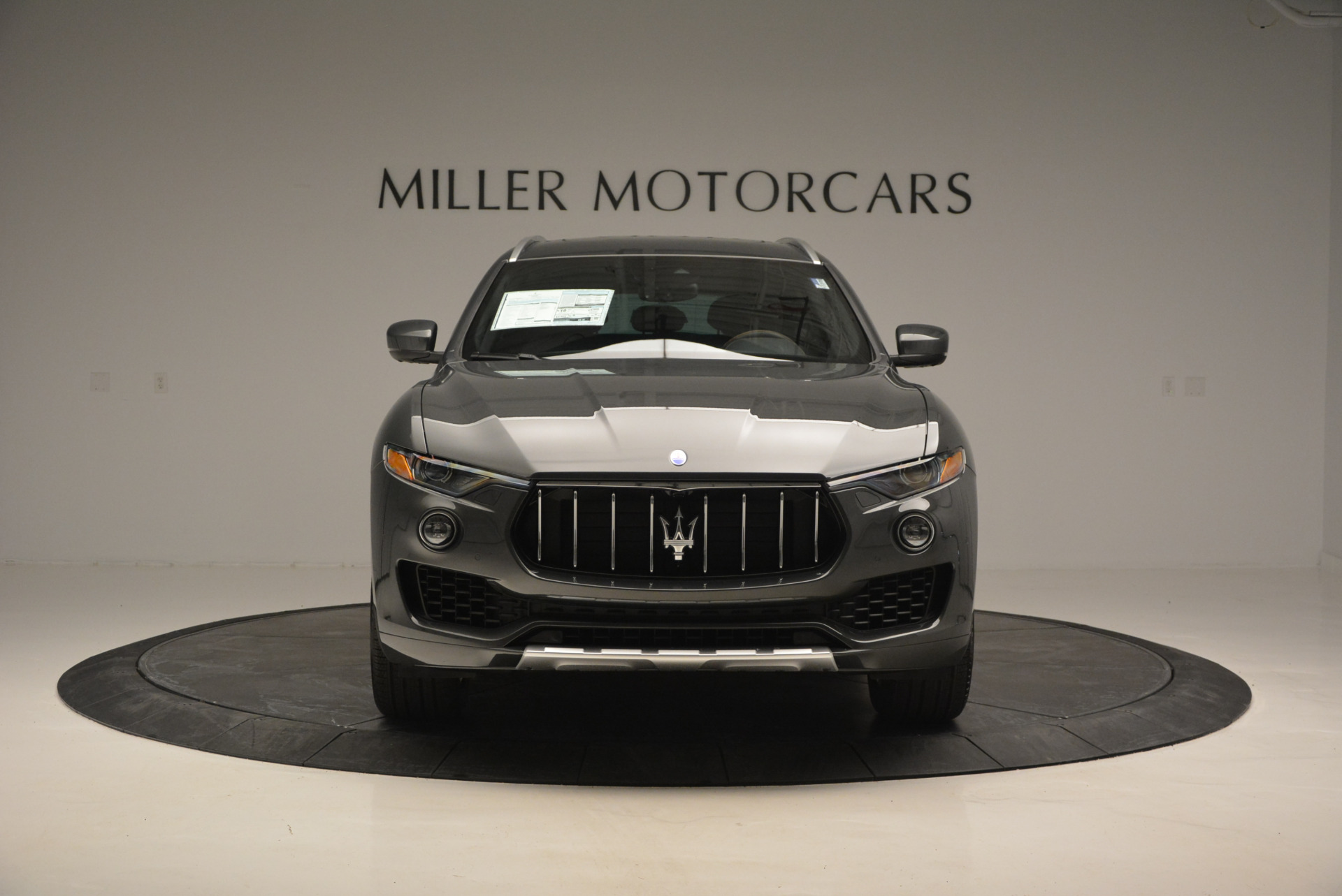 Used 2017 Maserati Levante S Ex Service Loaner For Sale In Greenwich, CT 764_p12