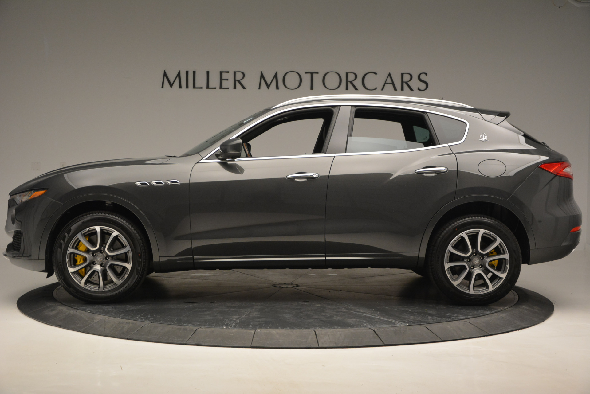 Used 2017 Maserati Levante S Ex Service Loaner For Sale In Greenwich, CT 764_p3
