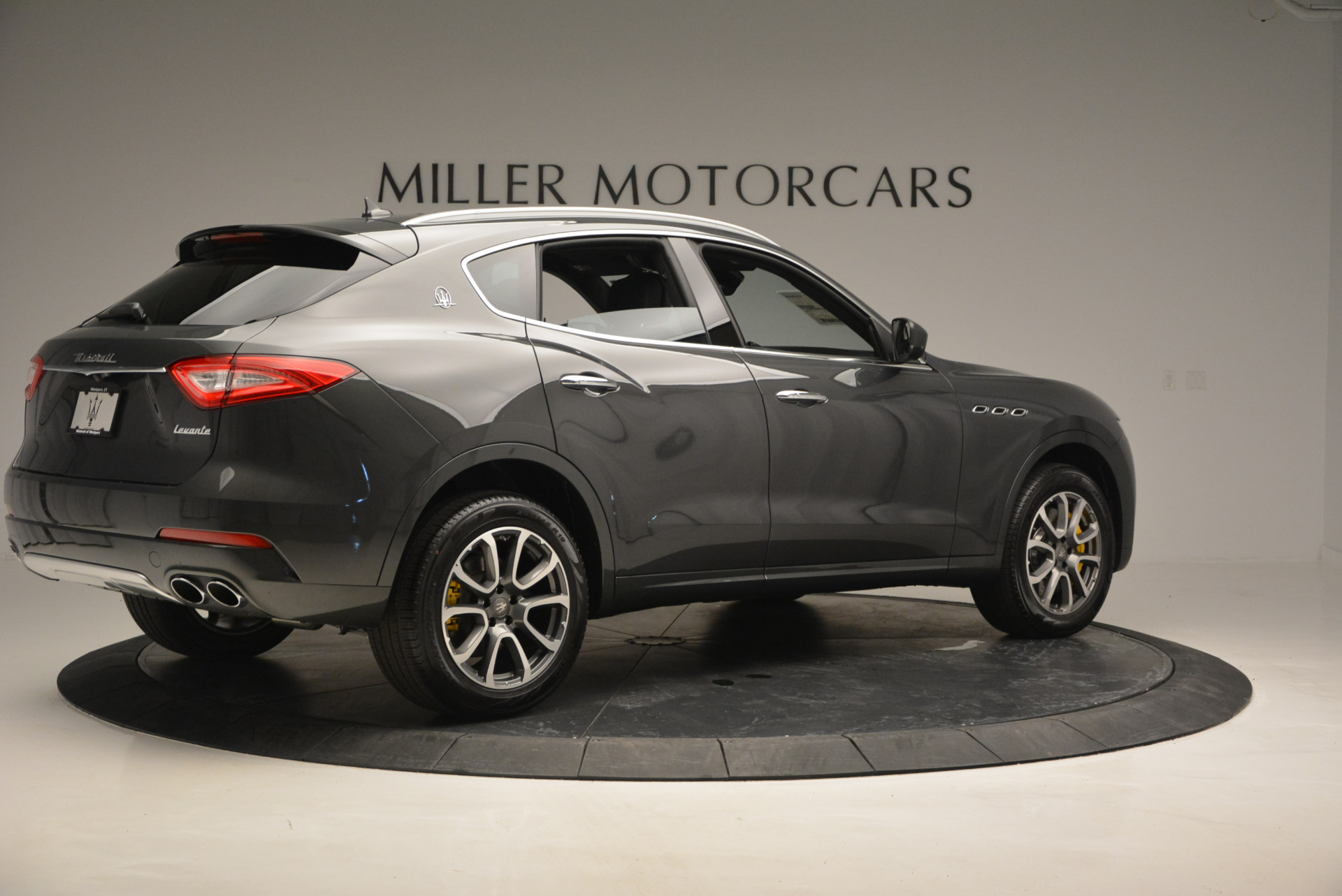 Used 2017 Maserati Levante S Ex Service Loaner For Sale In Greenwich, CT 764_p8