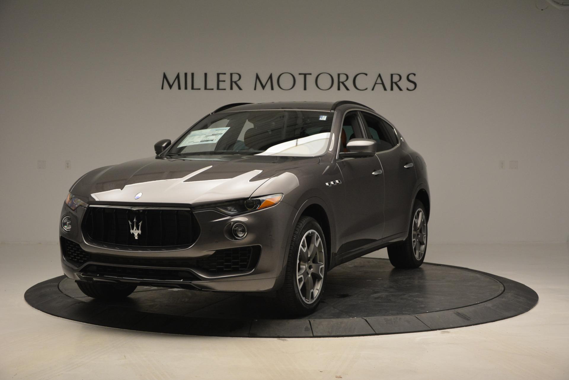 New 2017 Maserati Levante  For Sale In Greenwich, CT 765_main