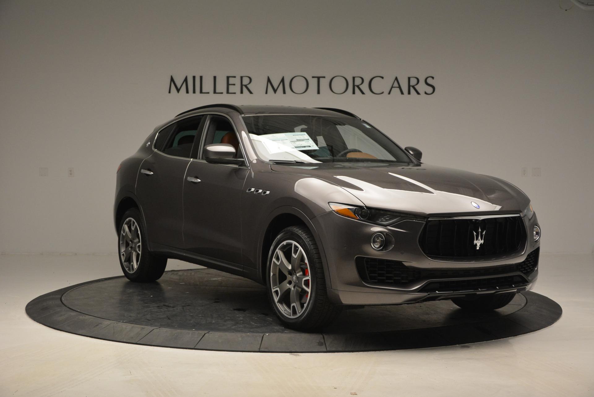 New 2017 Maserati Levante  For Sale In Greenwich, CT 765_p11