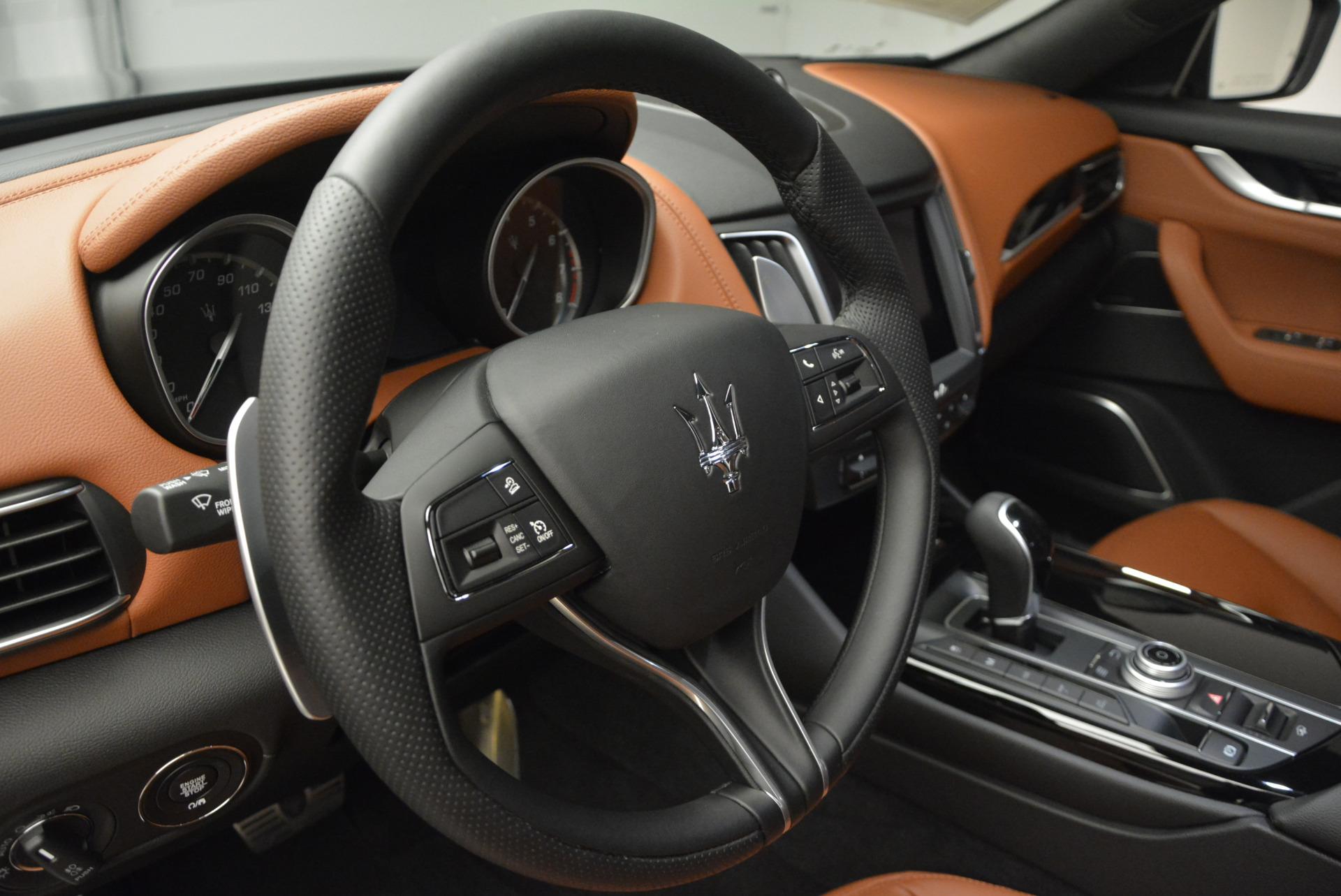 New 2017 Maserati Levante  For Sale In Greenwich, CT 765_p15
