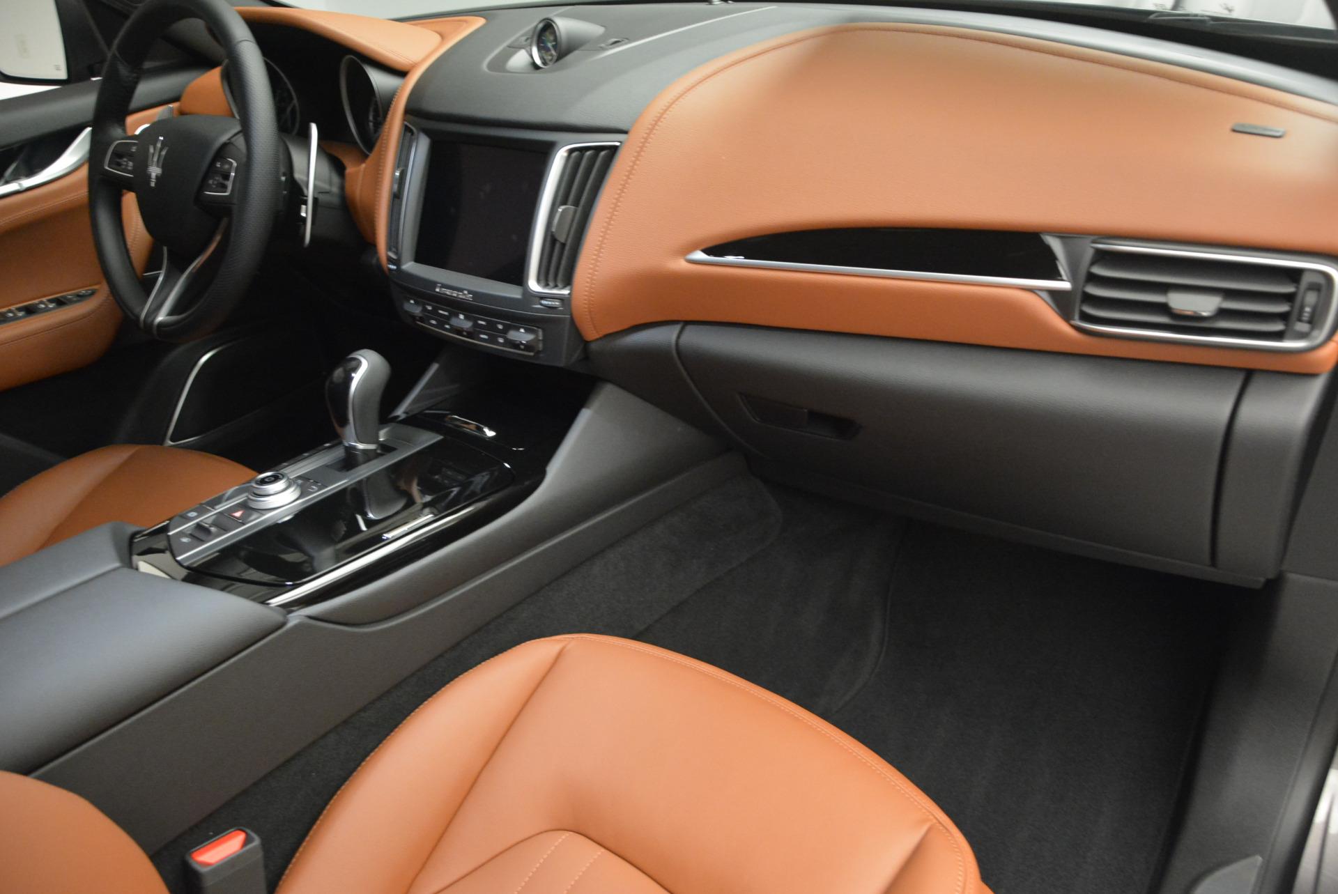 New 2017 Maserati Levante  For Sale In Greenwich, CT 765_p21