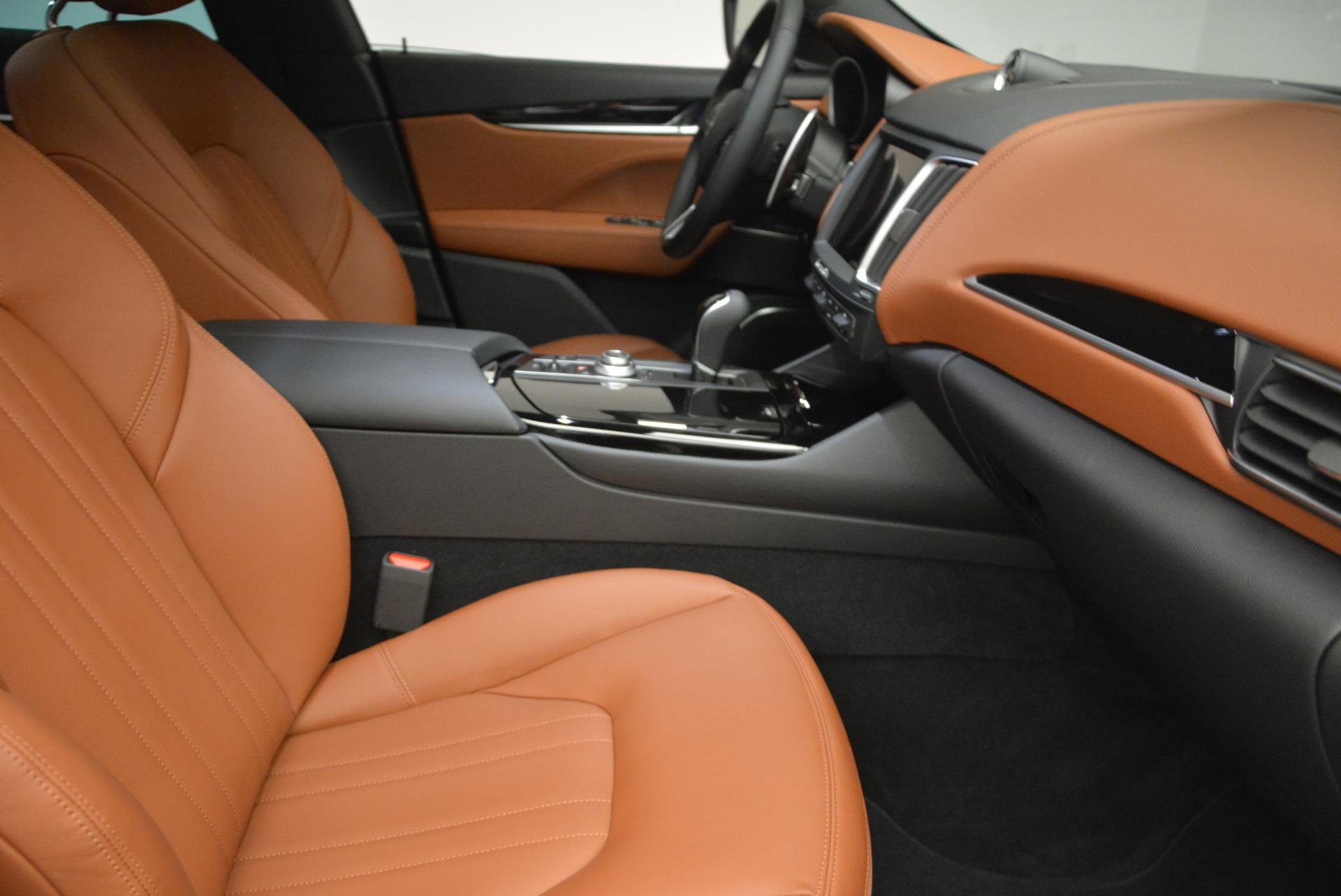 New 2017 Maserati Levante  For Sale In Greenwich, CT 765_p22