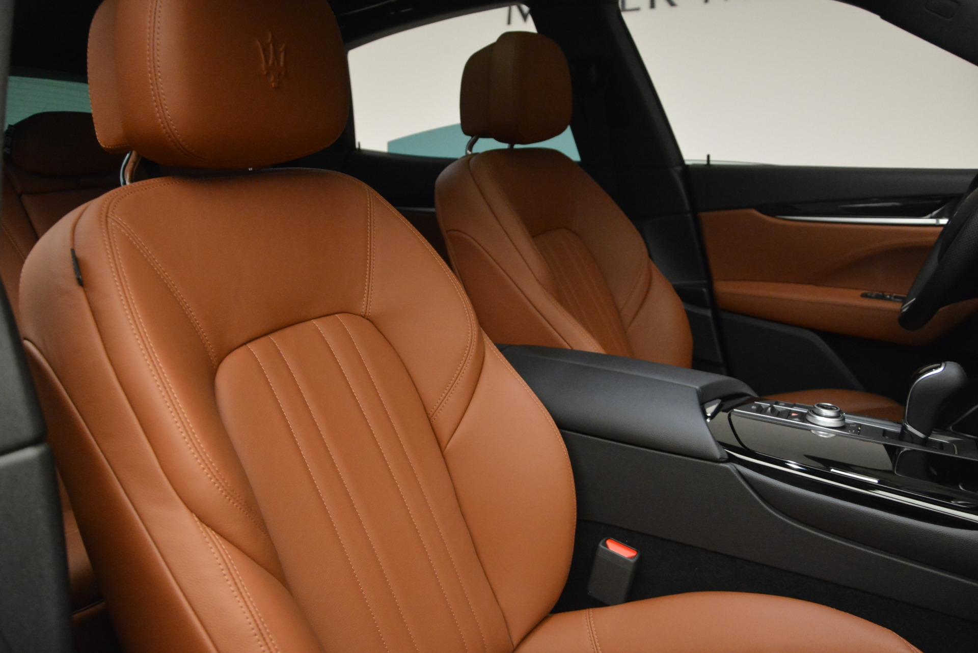 New 2017 Maserati Levante  For Sale In Greenwich, CT 765_p23