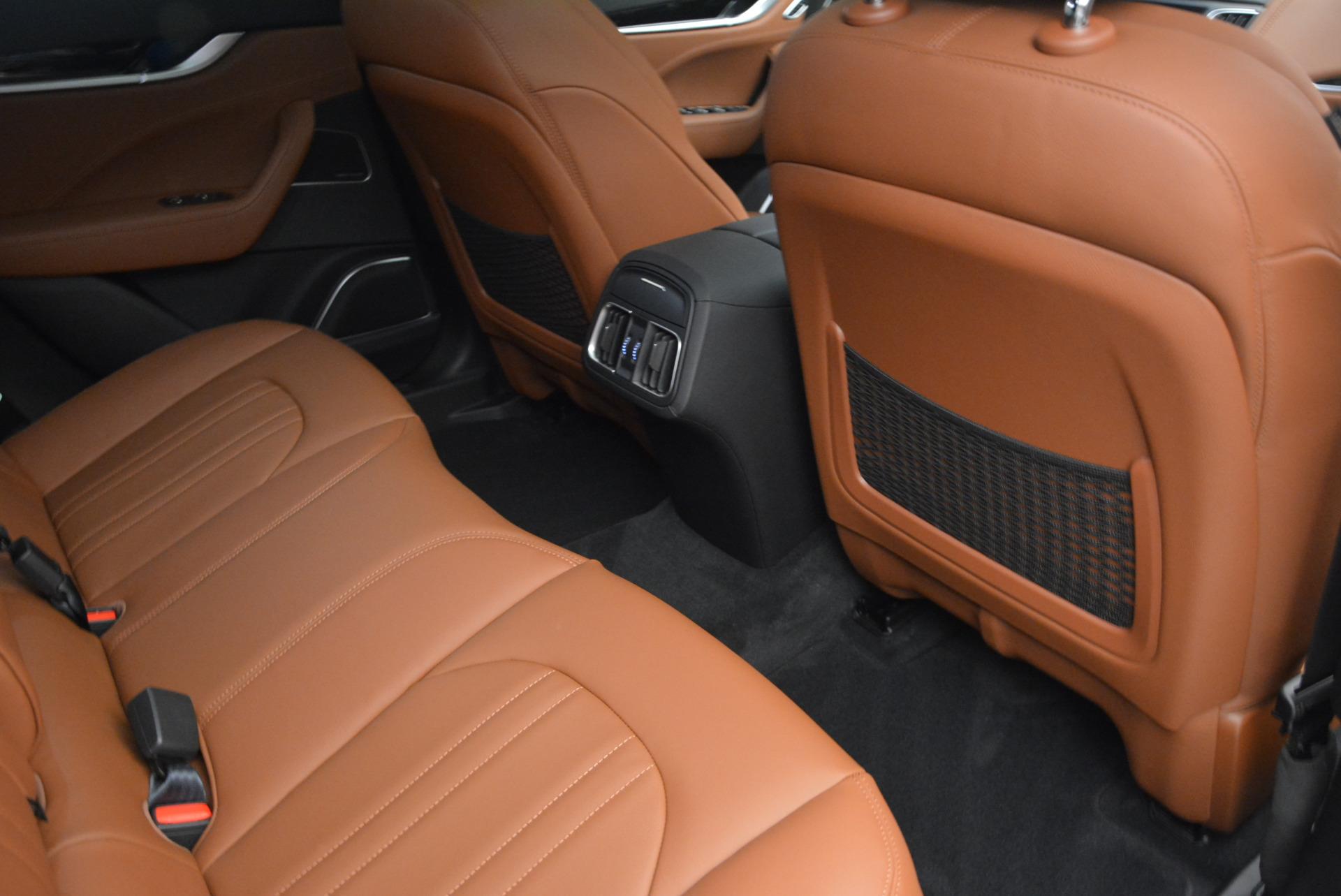 New 2017 Maserati Levante  For Sale In Greenwich, CT 765_p24