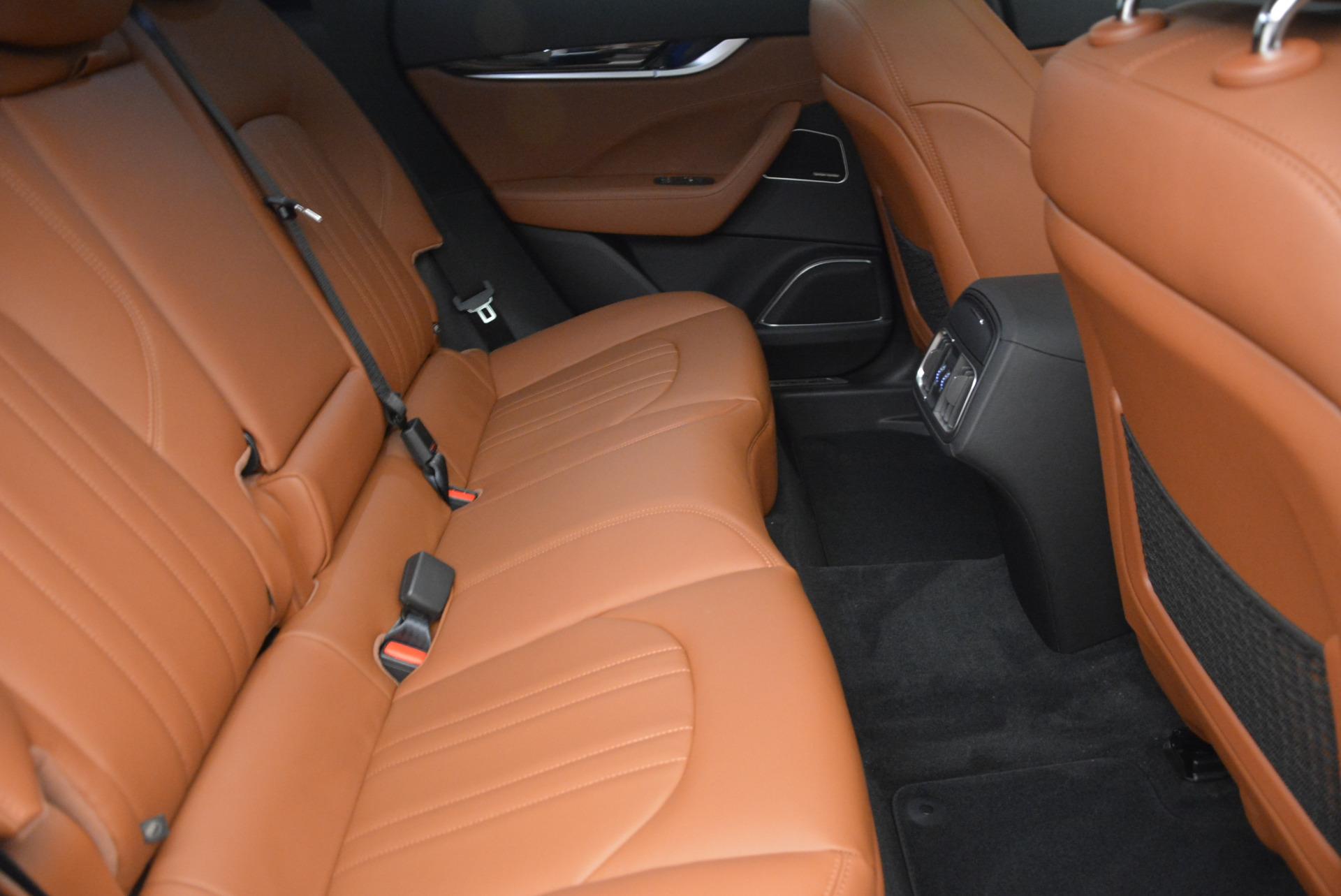 New 2017 Maserati Levante  For Sale In Greenwich, CT 765_p25