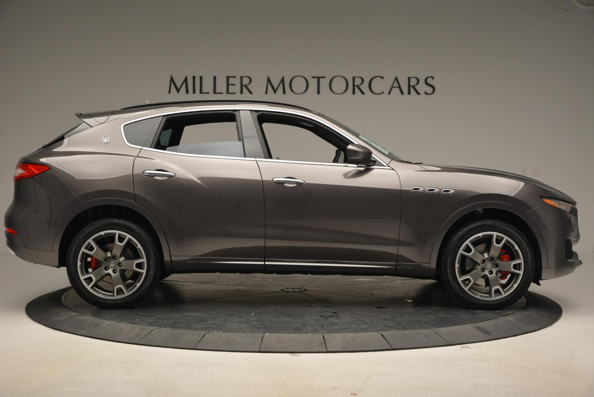 New 2017 Maserati Levante  For Sale In Greenwich, CT 765_p9