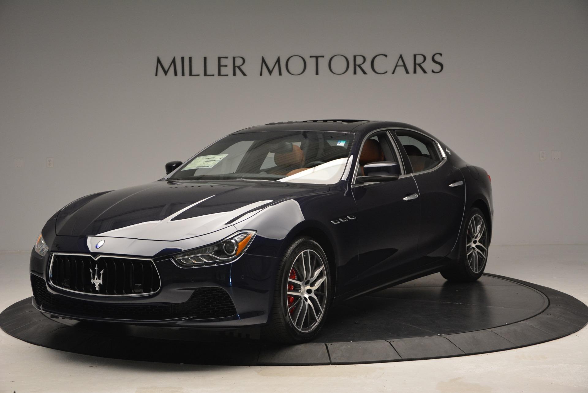 New 2017 Maserati Ghibli S Q4 For Sale In Greenwich, CT 766_main