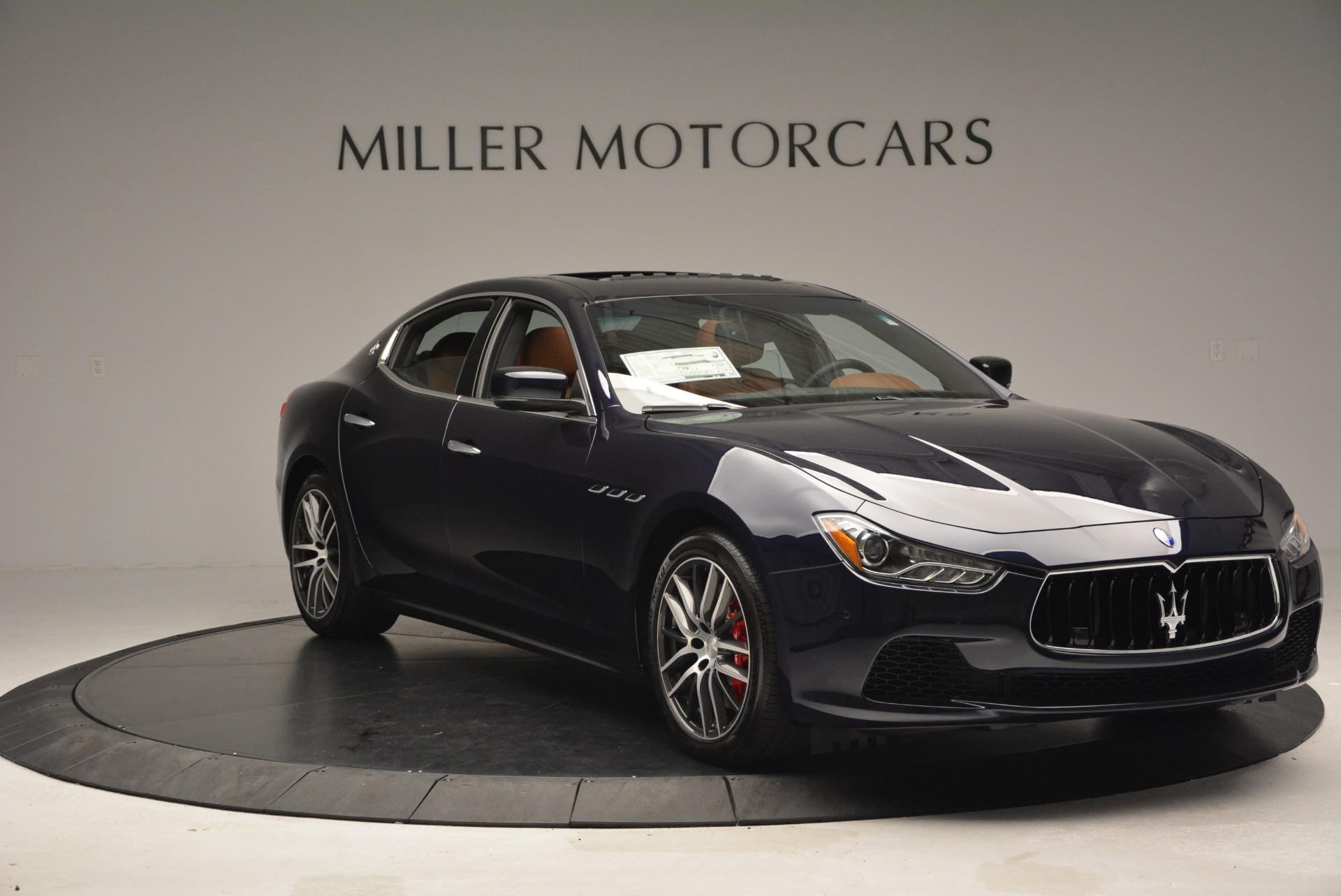 New 2017 Maserati Ghibli S Q4 For Sale In Greenwich, CT 766_p11