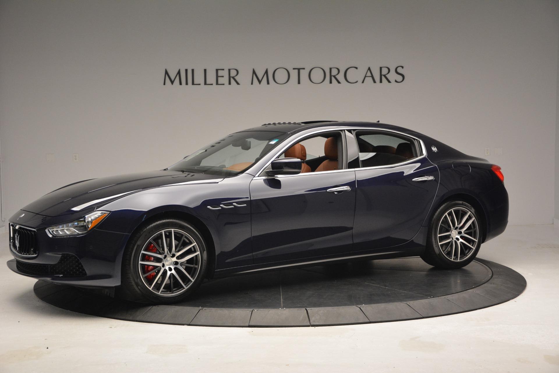 New 2017 Maserati Ghibli S Q4 For Sale In Greenwich, CT 766_p2