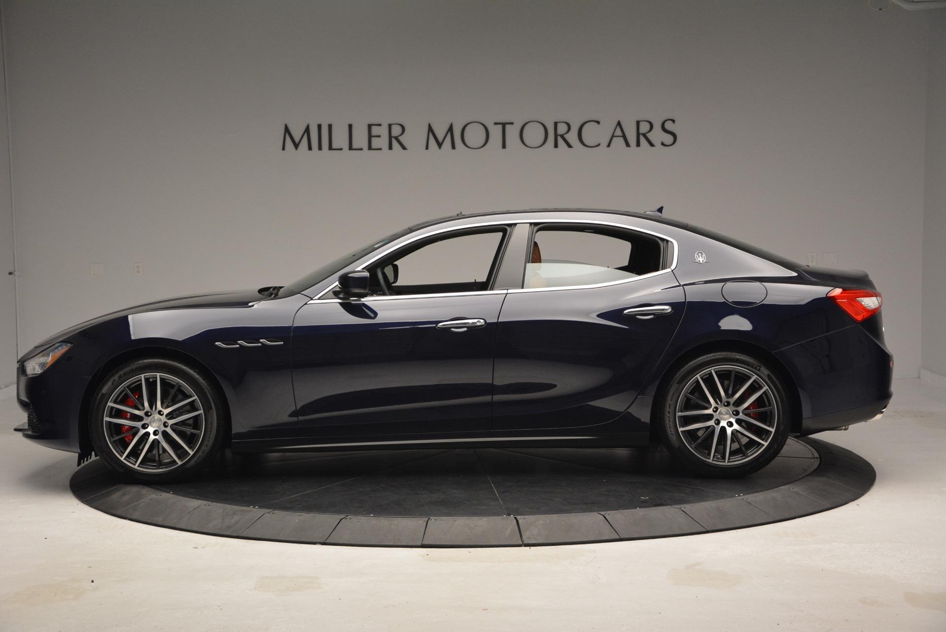 New 2017 Maserati Ghibli S Q4 For Sale In Greenwich, CT 766_p3