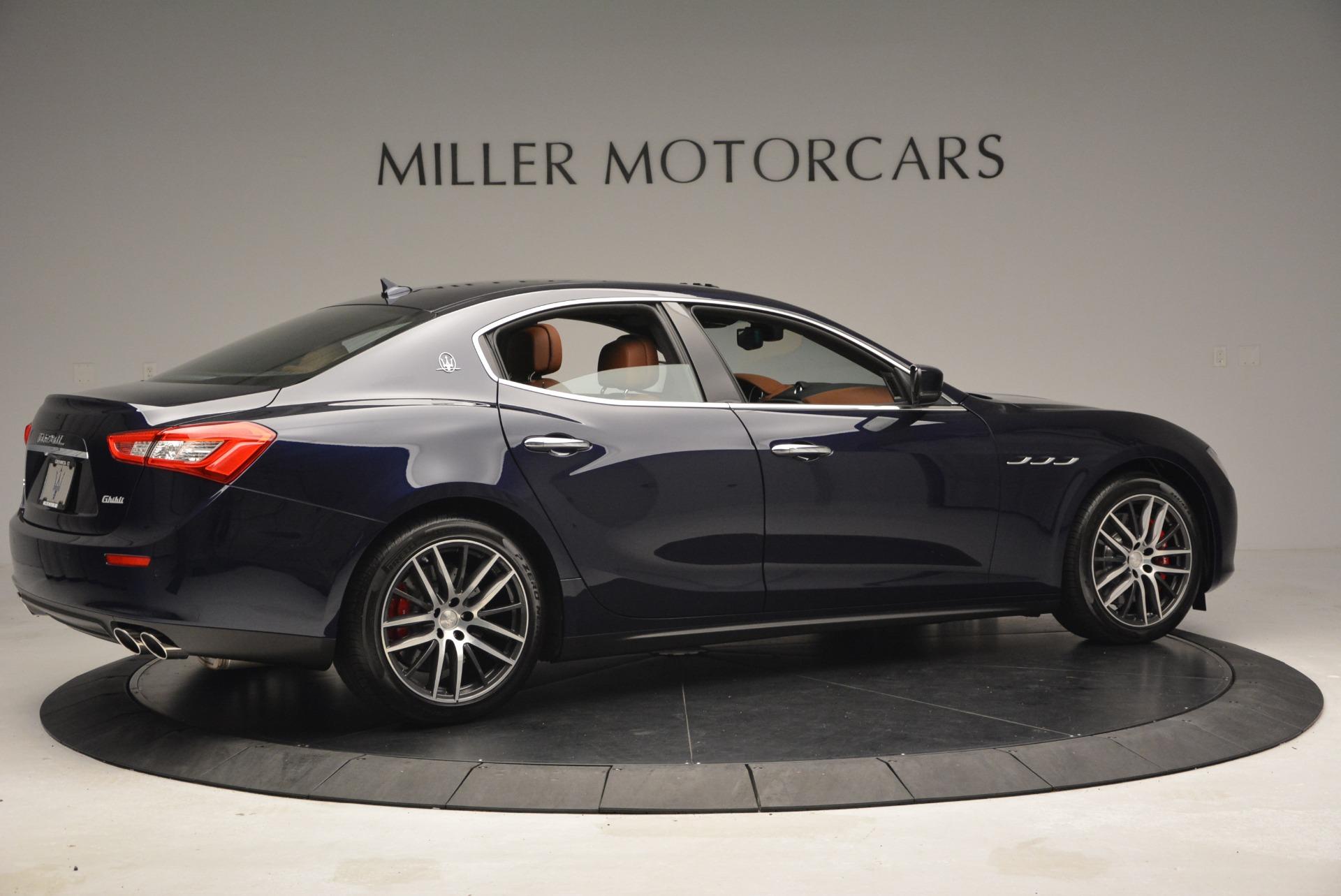 New 2017 Maserati Ghibli S Q4 For Sale In Greenwich, CT 766_p8