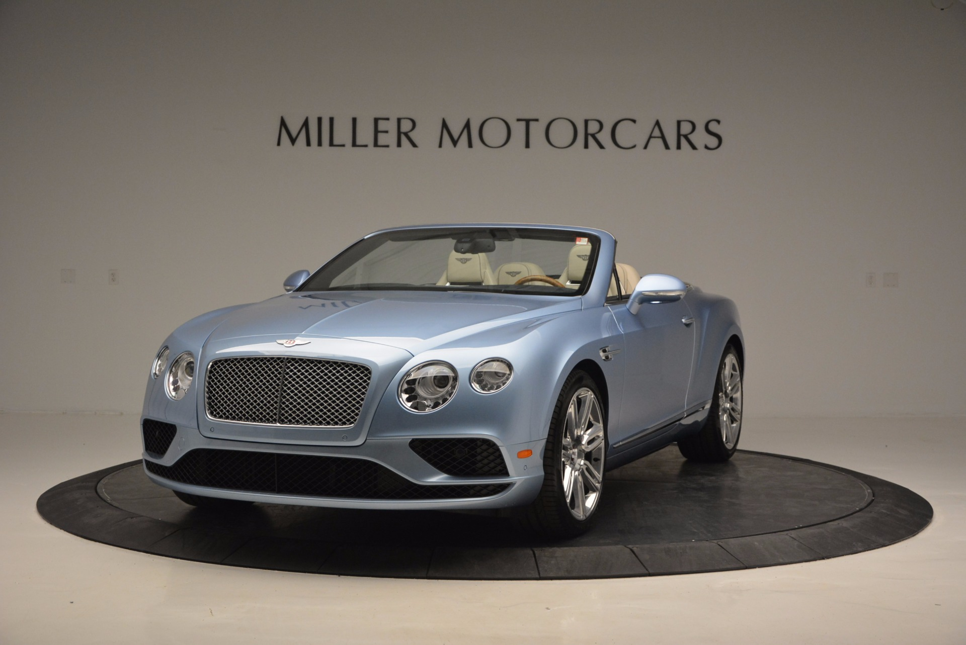 New 2017 Bentley Continental GT V8 For Sale In Greenwich, CT 768_main