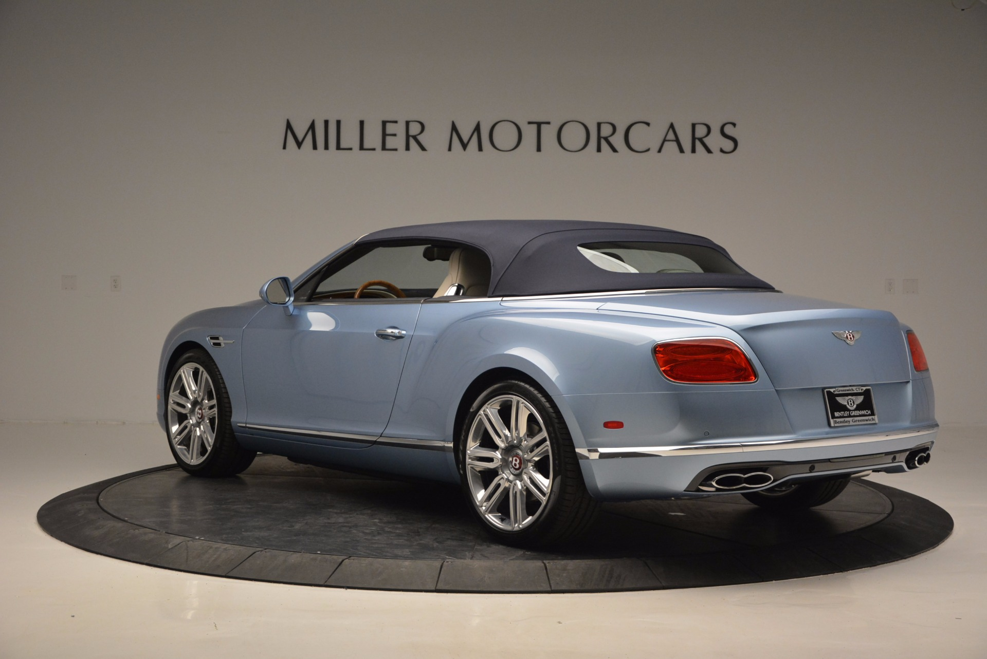 New 2017 Bentley Continental GT V8 For Sale In Greenwich, CT 768_p17