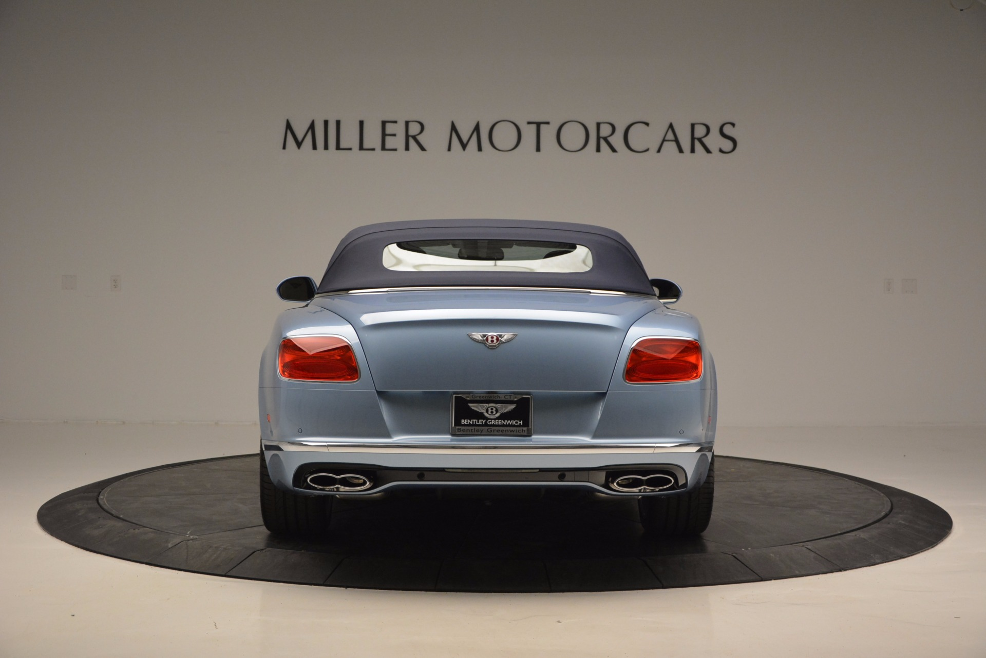 New 2017 Bentley Continental GT V8 For Sale In Greenwich, CT 768_p18