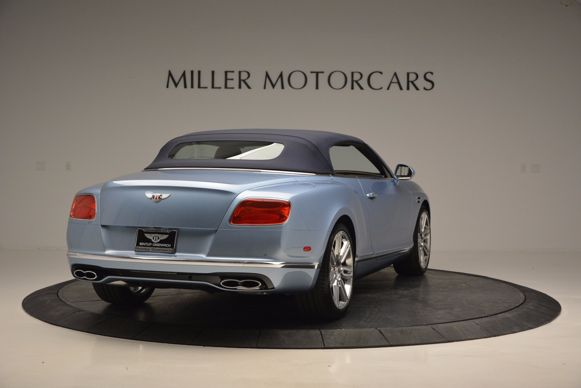 New 2017 Bentley Continental GT V8 For Sale In Greenwich, CT 768_p19