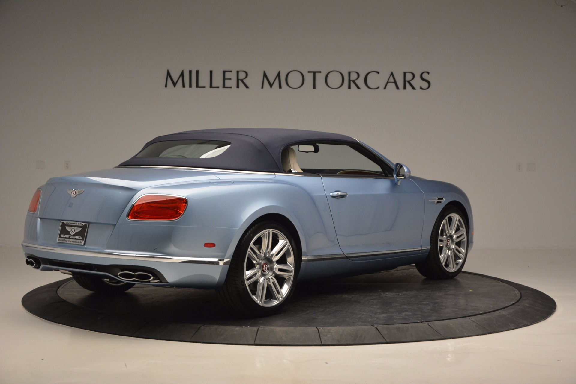 New 2017 Bentley Continental GT V8 For Sale In Greenwich, CT 768_p21