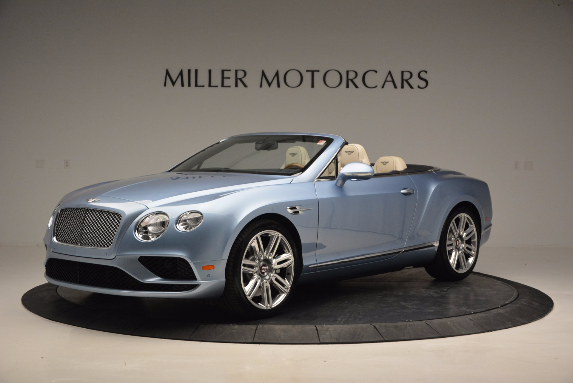 New 2017 Bentley Continental GT V8 For Sale In Greenwich, CT 768_p2