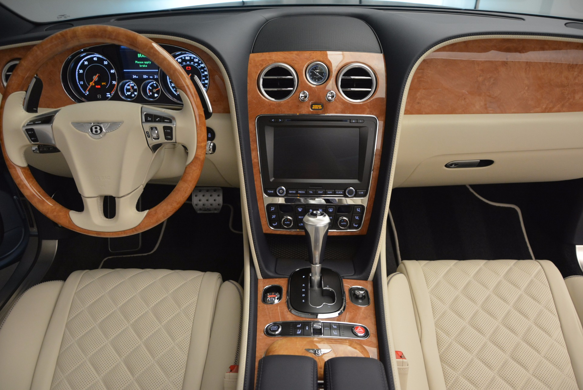 New 2017 Bentley Continental GT V8 For Sale In Greenwich, CT 768_p51