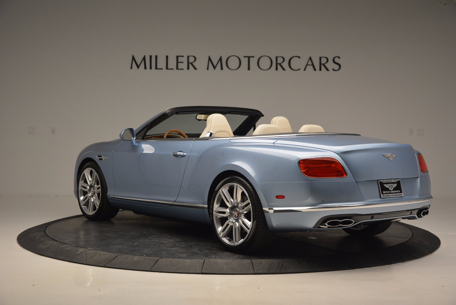 New 2017 Bentley Continental GT V8 For Sale In Greenwich, CT 768_p5