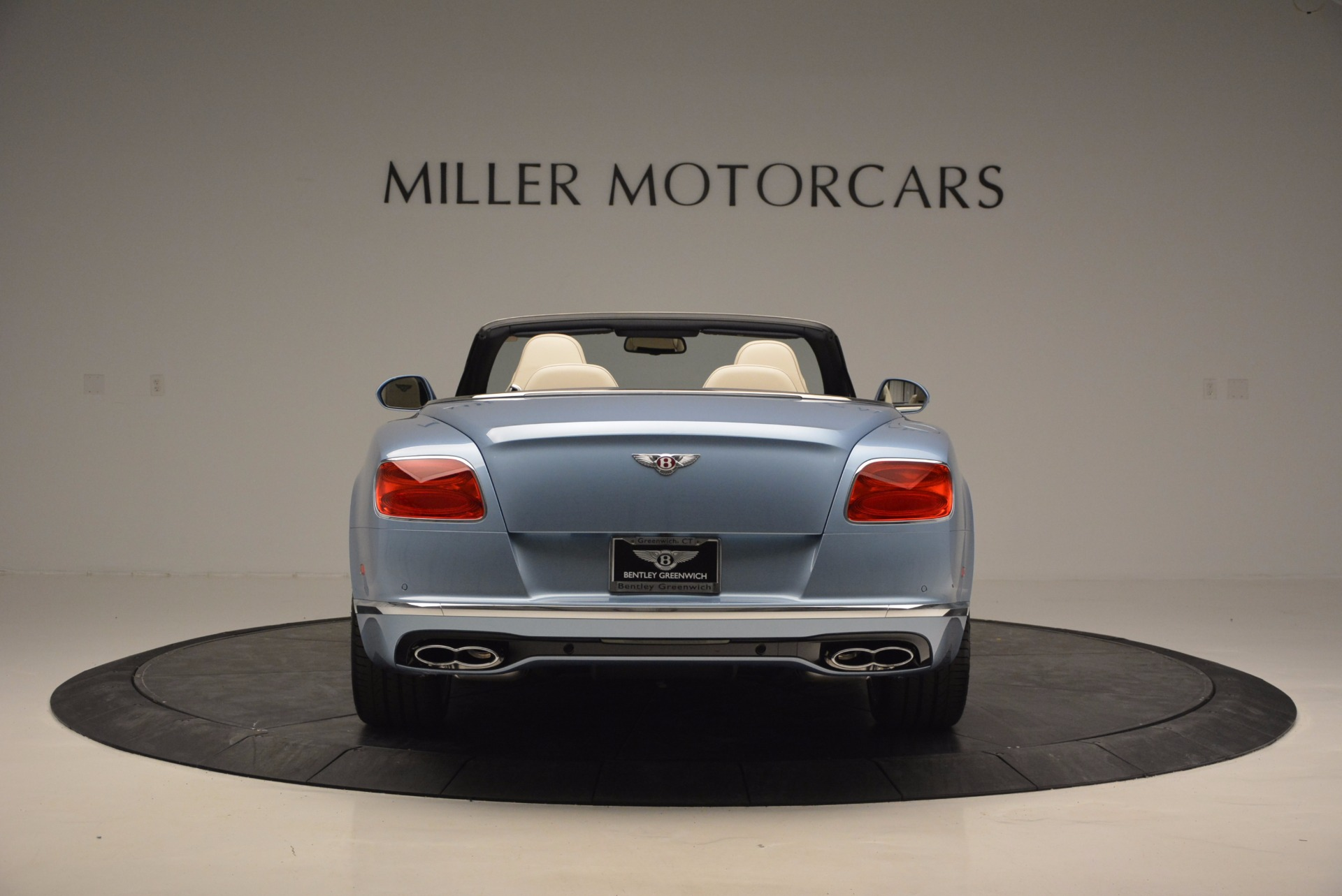 New 2017 Bentley Continental GT V8 For Sale In Greenwich, CT 768_p6