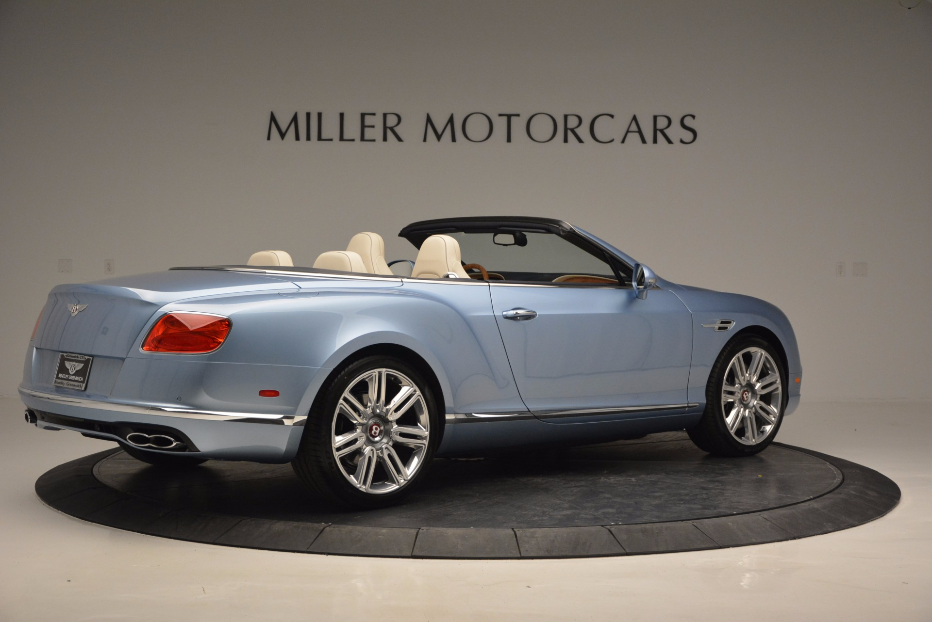 New 2017 Bentley Continental GT V8 For Sale In Greenwich, CT 768_p8