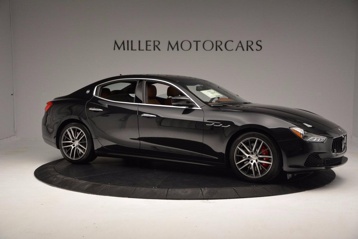 New 2017 Maserati Ghibli S Q4 For Sale In Greenwich, CT 769_p11