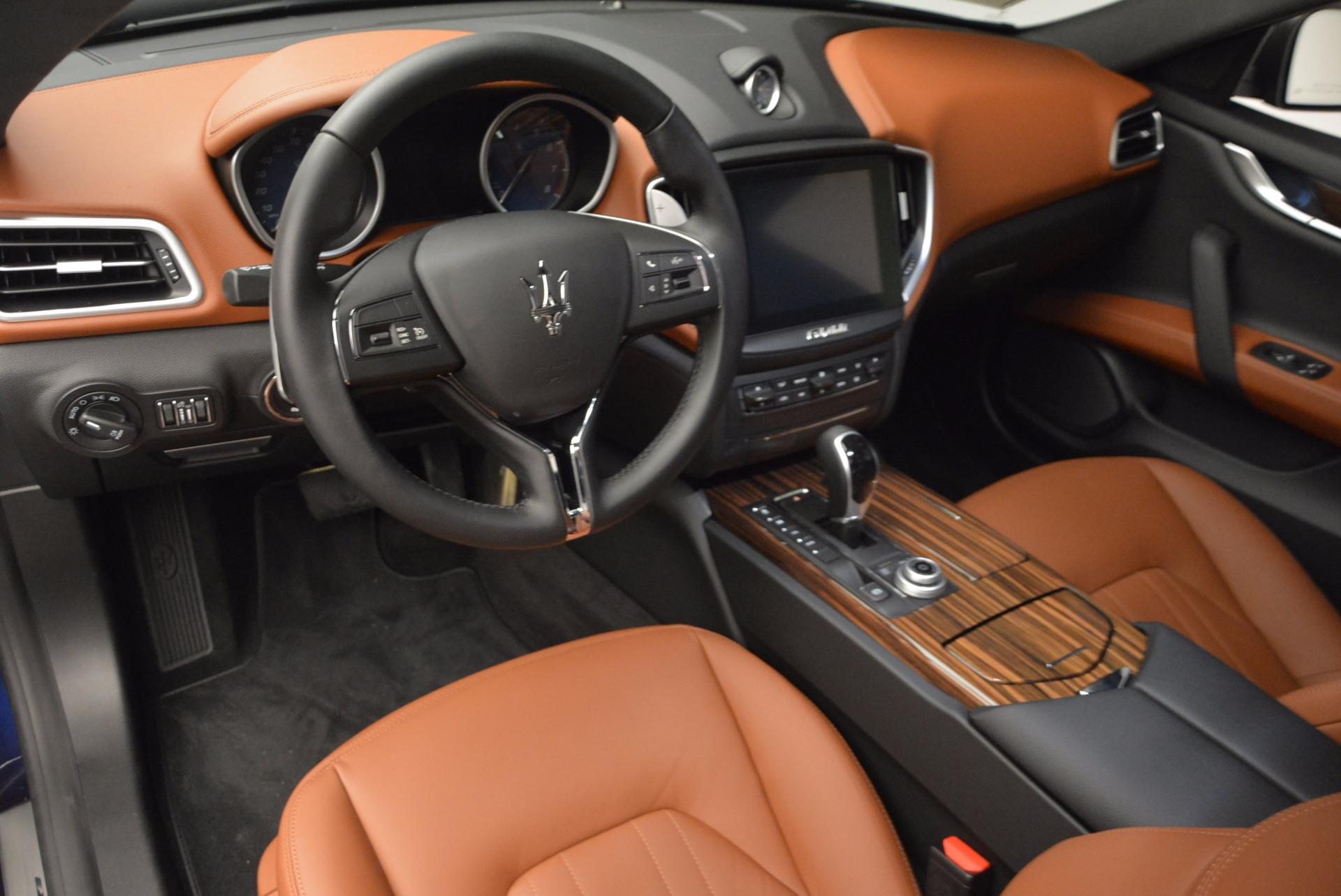 New 2017 Maserati Ghibli S Q4 For Sale In Greenwich, CT 769_p16