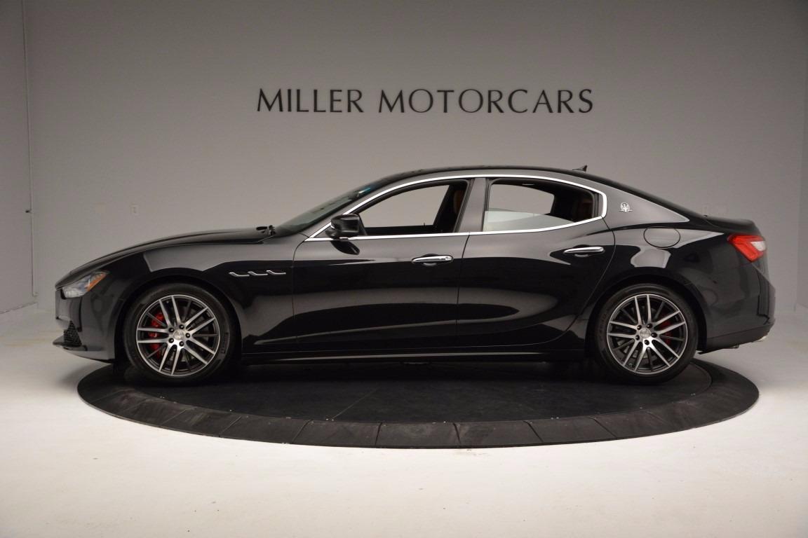 New 2017 Maserati Ghibli S Q4 For Sale In Greenwich, CT 769_p3