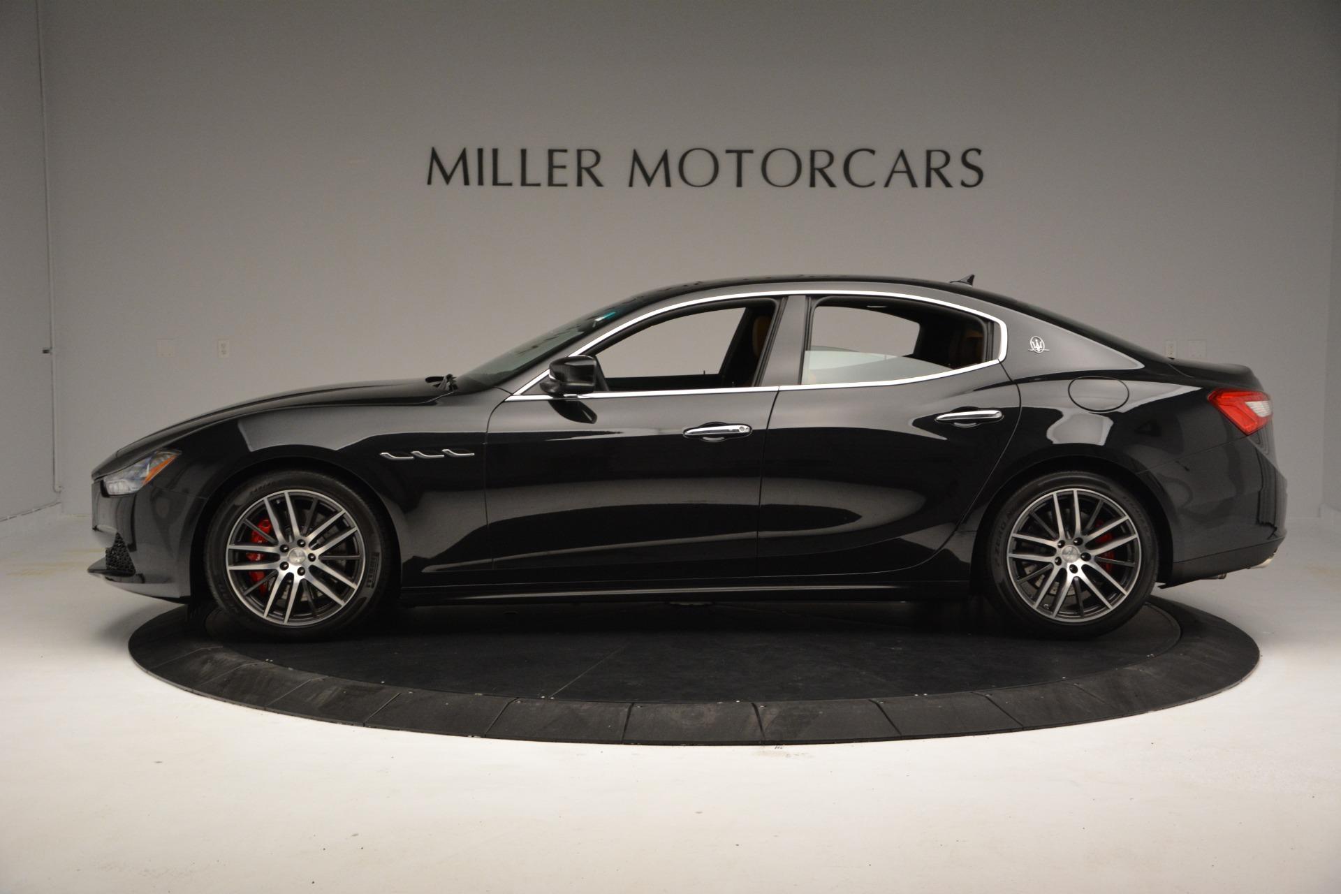 New 2017 Maserati Ghibli S Q4 For Sale In Greenwich, CT 769_p4
