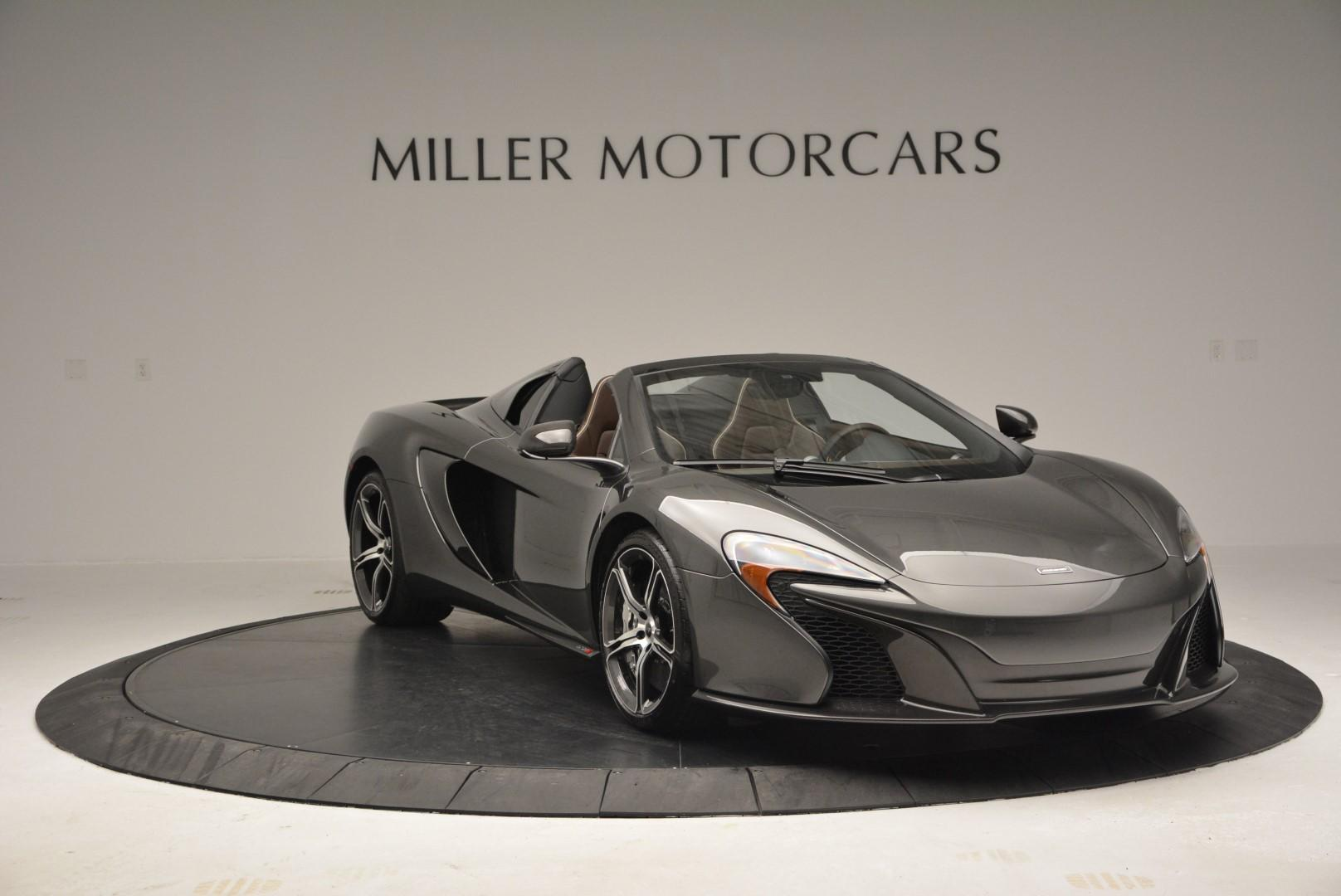 Used 2016 McLaren 650S Spider  For Sale In Greenwich, CT 77_p12