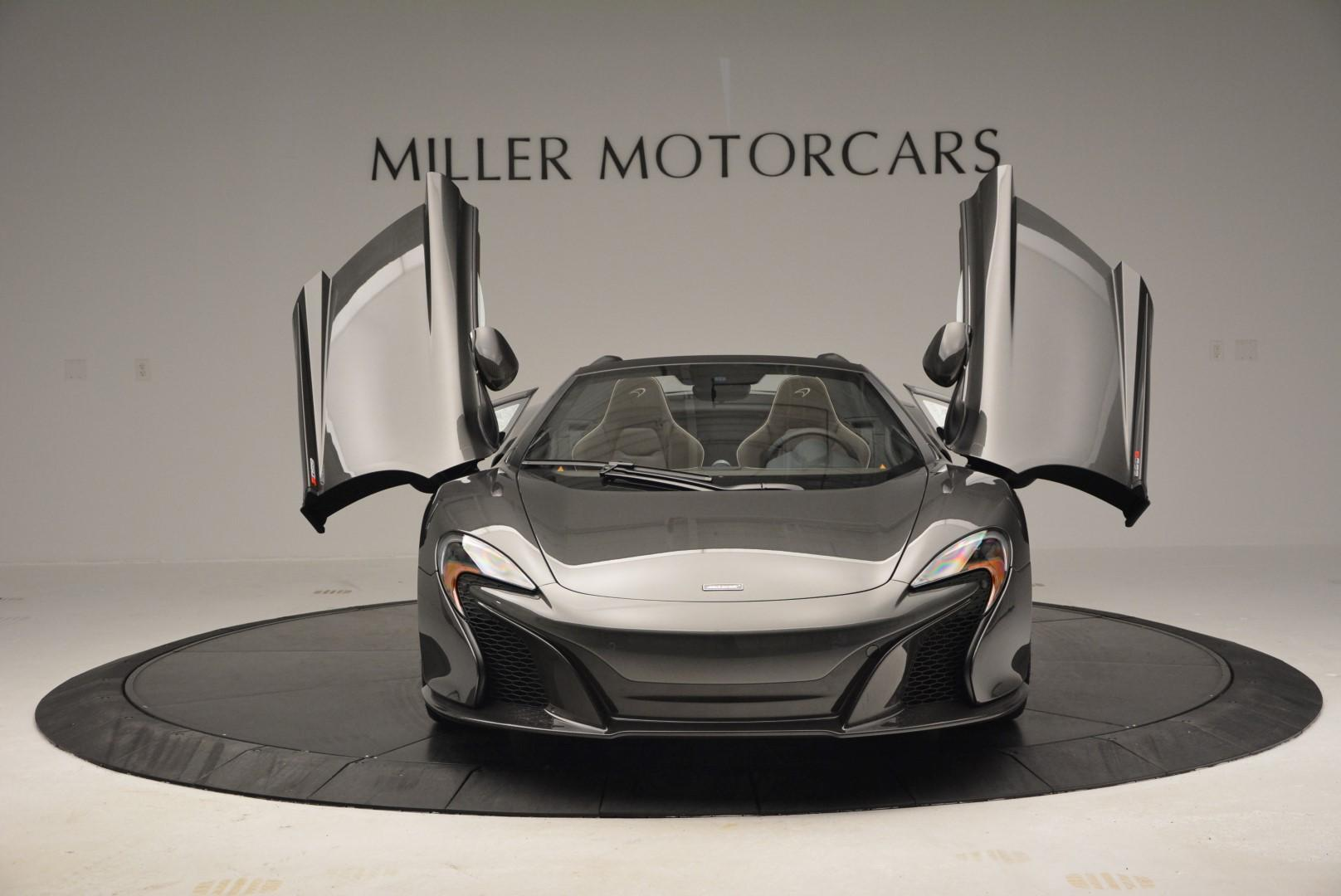 Used 2016 McLaren 650S Spider  For Sale In Greenwich, CT 77_p13