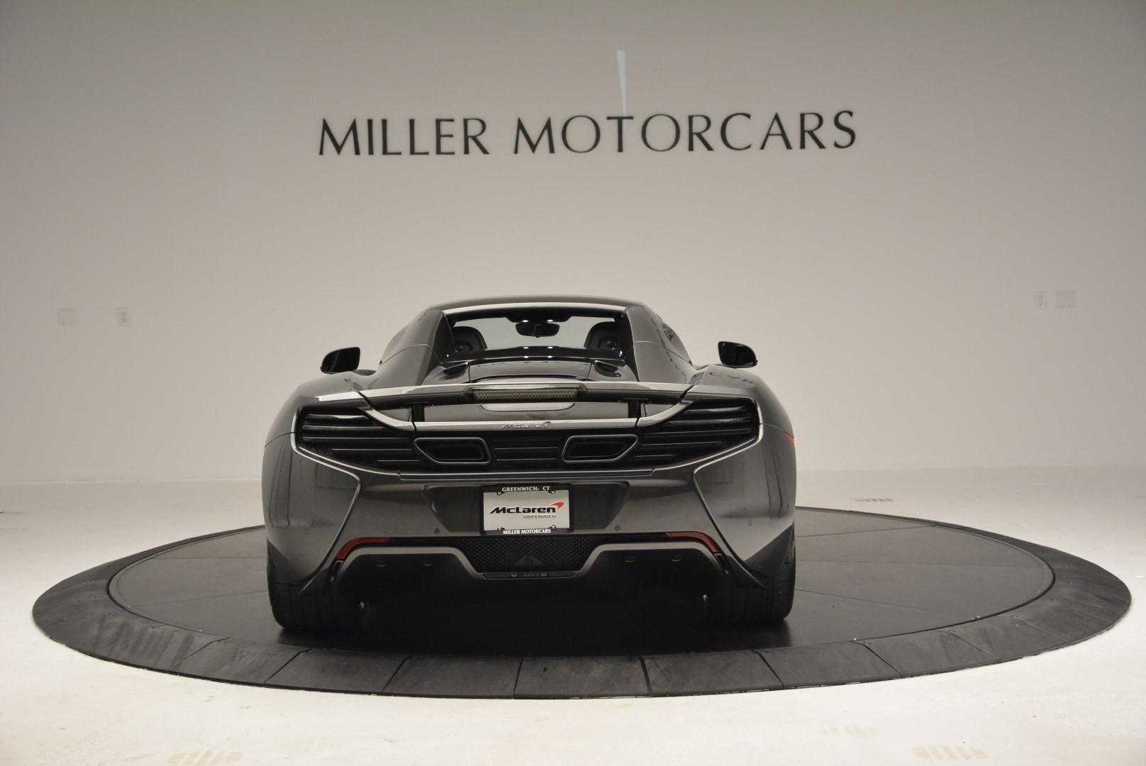 Used 2016 McLaren 650S Spider  For Sale In Greenwich, CT 77_p16