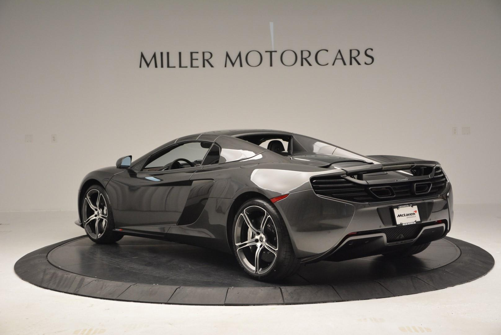 Used 2016 McLaren 650S Spider  For Sale In Greenwich, CT 77_p17
