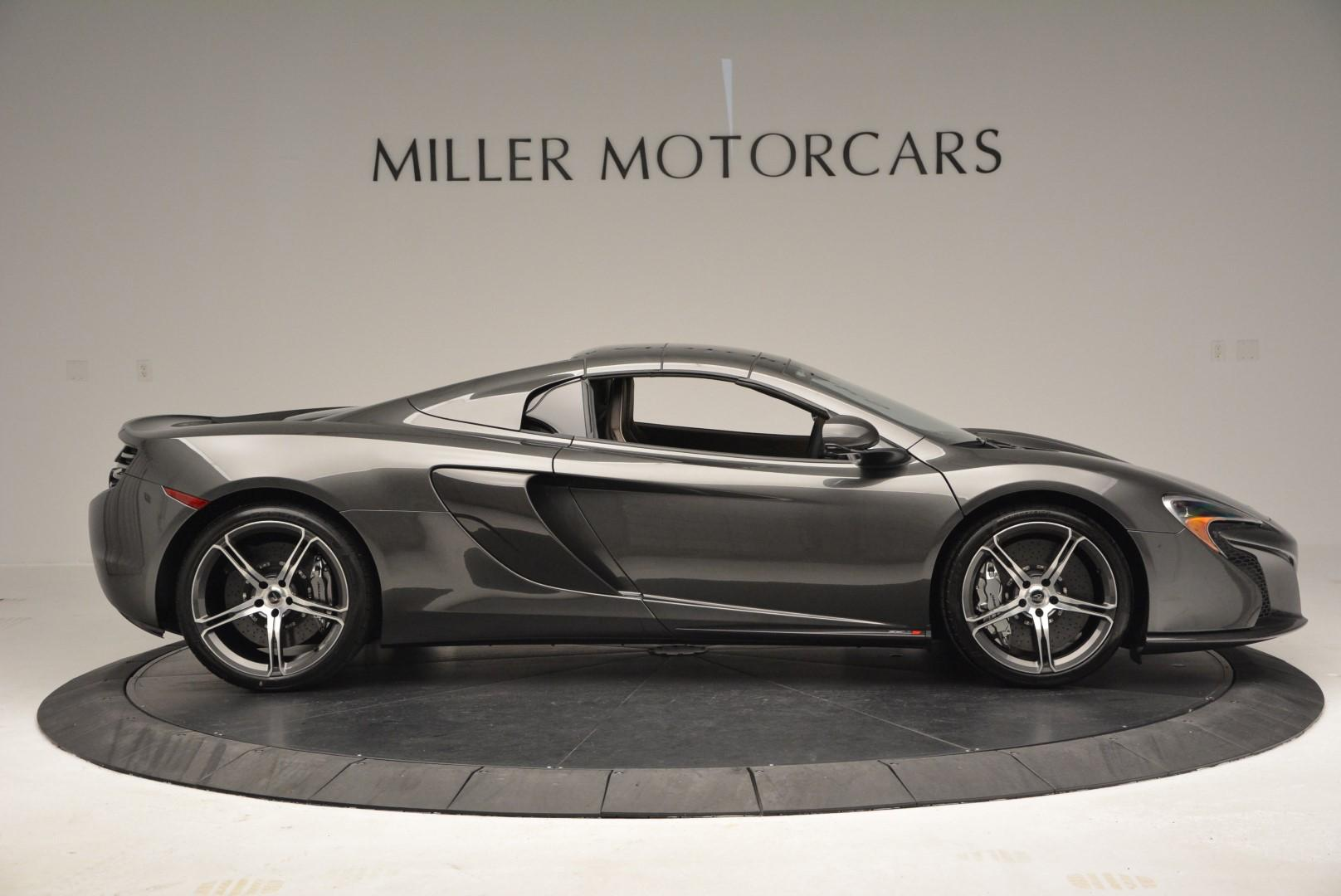 Used 2016 McLaren 650S Spider  For Sale In Greenwich, CT 77_p19