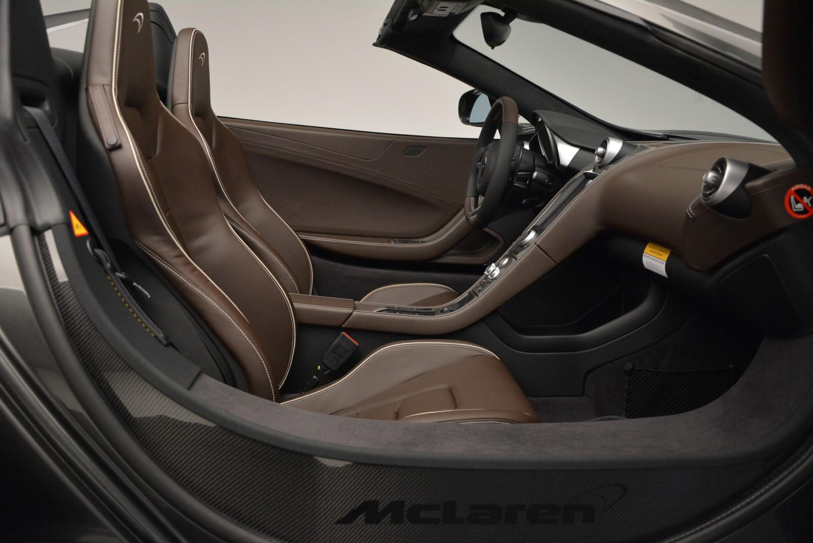 Used 2016 McLaren 650S Spider  For Sale In Greenwich, CT 77_p26