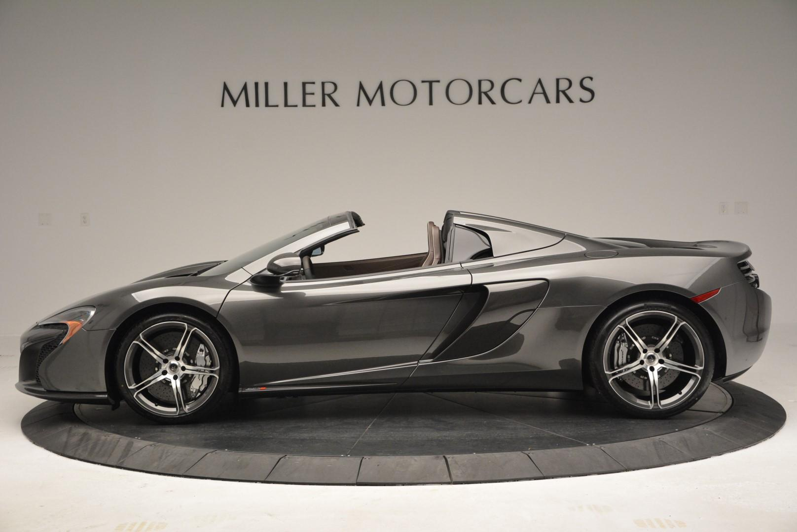 Used 2016 McLaren 650S Spider  For Sale In Greenwich, CT 77_p3