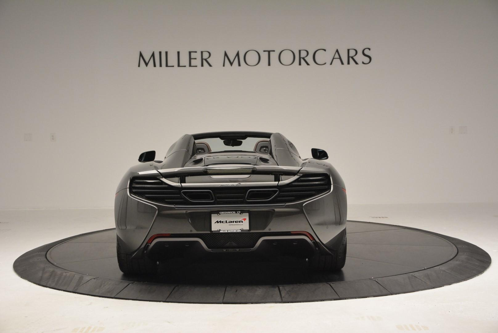 Used 2016 McLaren 650S Spider  For Sale In Greenwich, CT 77_p6