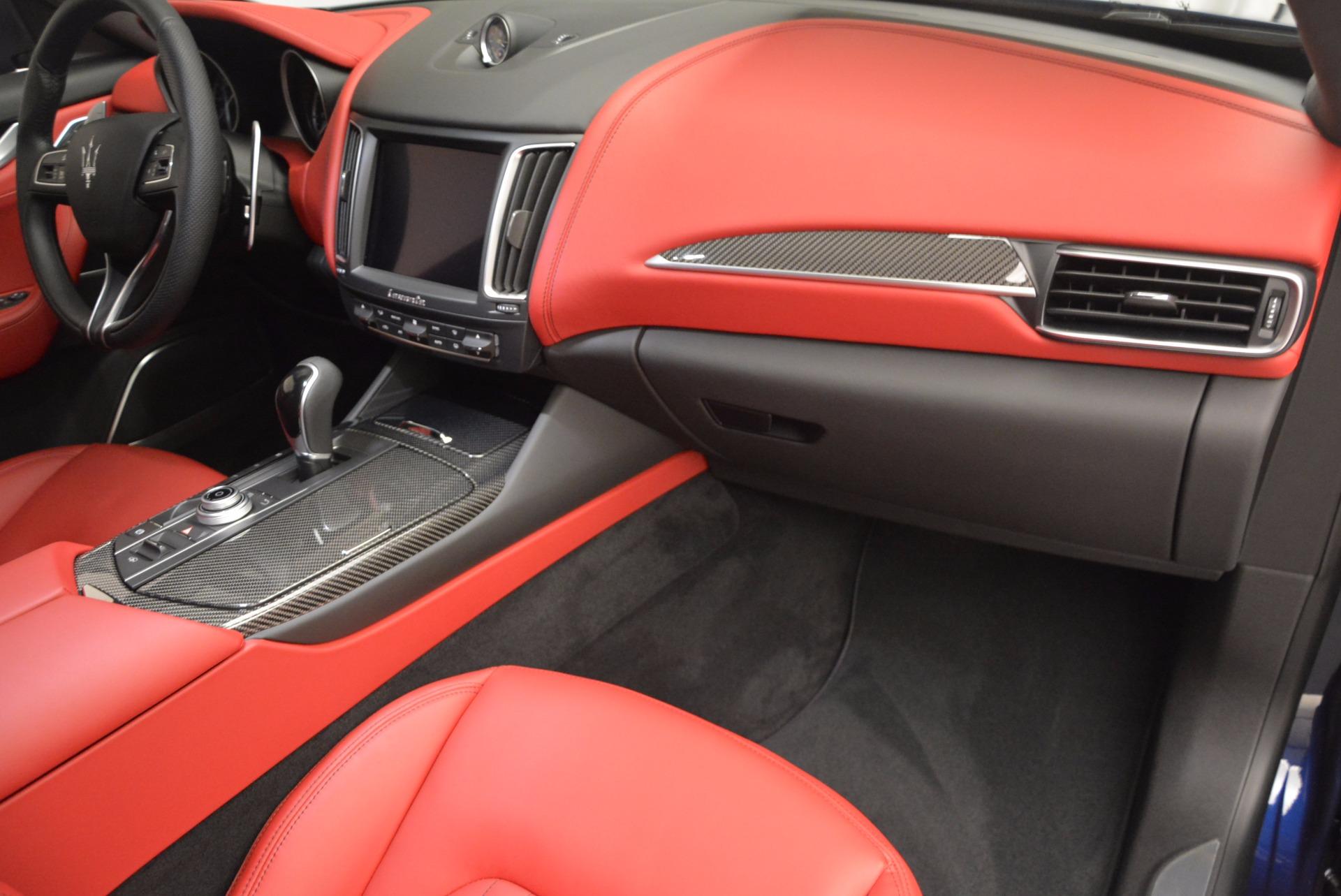 New 2017 Maserati Levante S Q4 For Sale In Greenwich, CT 770_p23