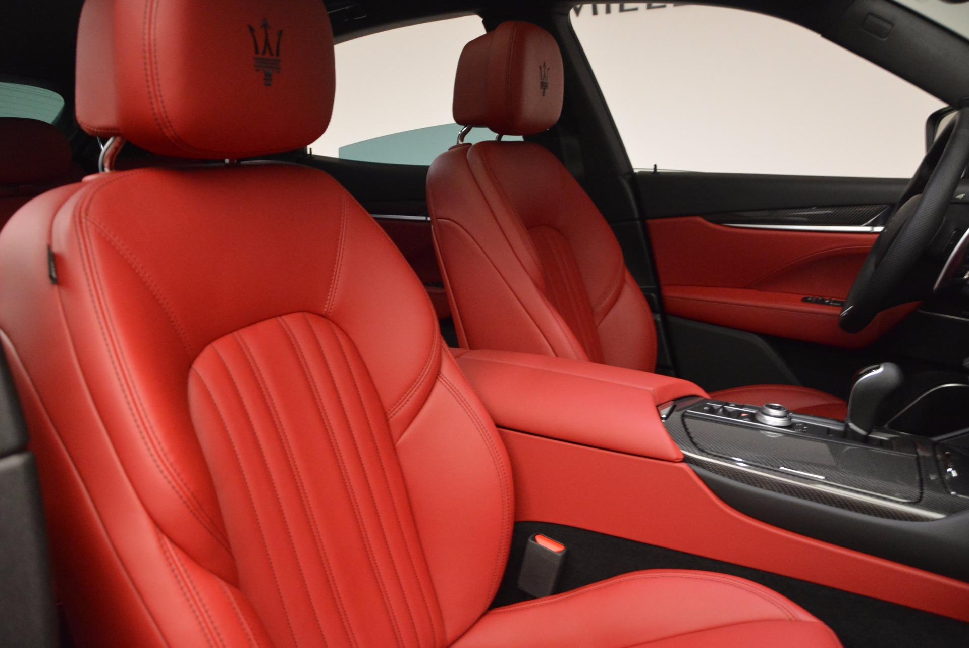 New 2017 Maserati Levante S Q4 For Sale In Greenwich, CT 770_p25