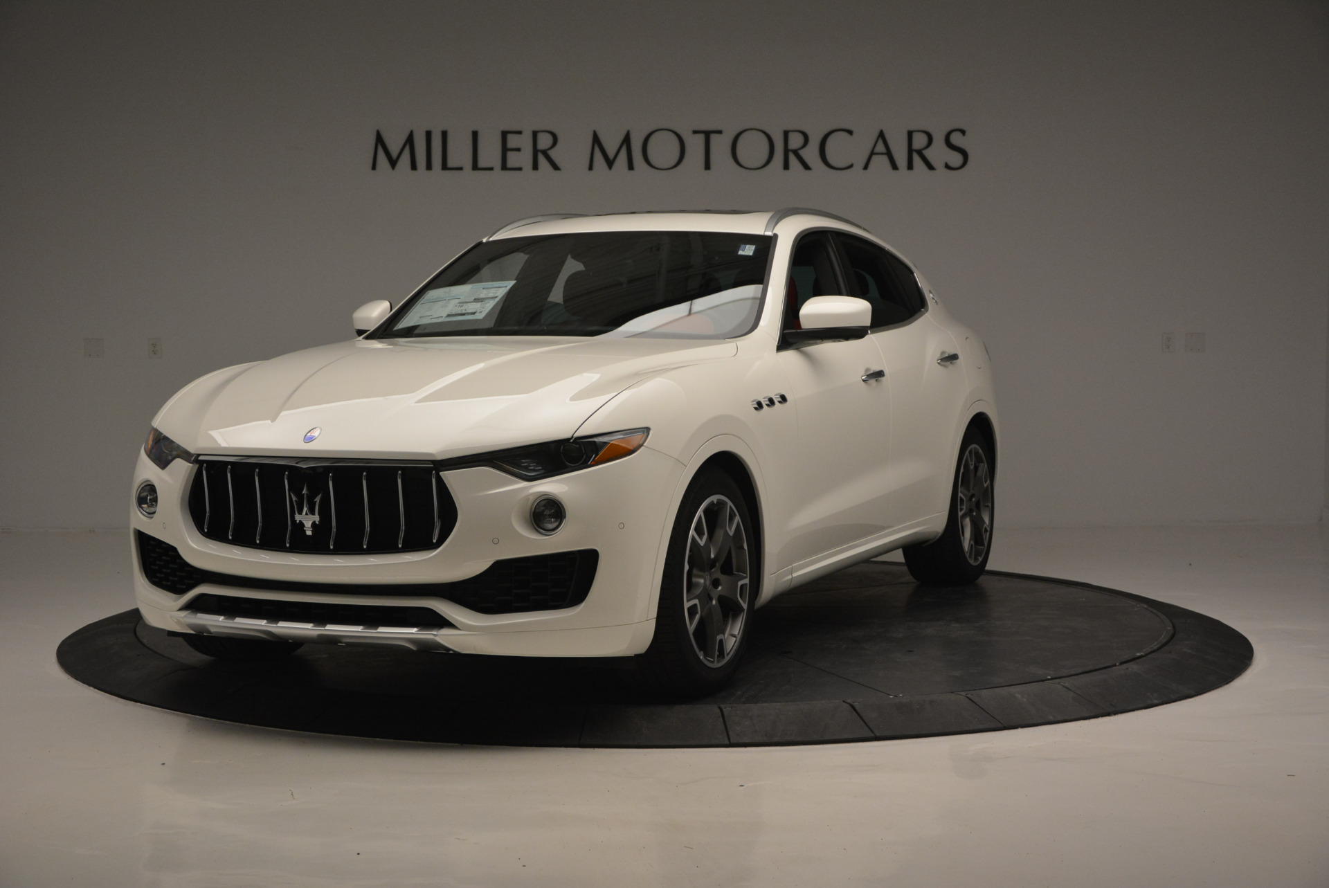 New 2017 Maserati Levante  For Sale In Greenwich, CT 772_main