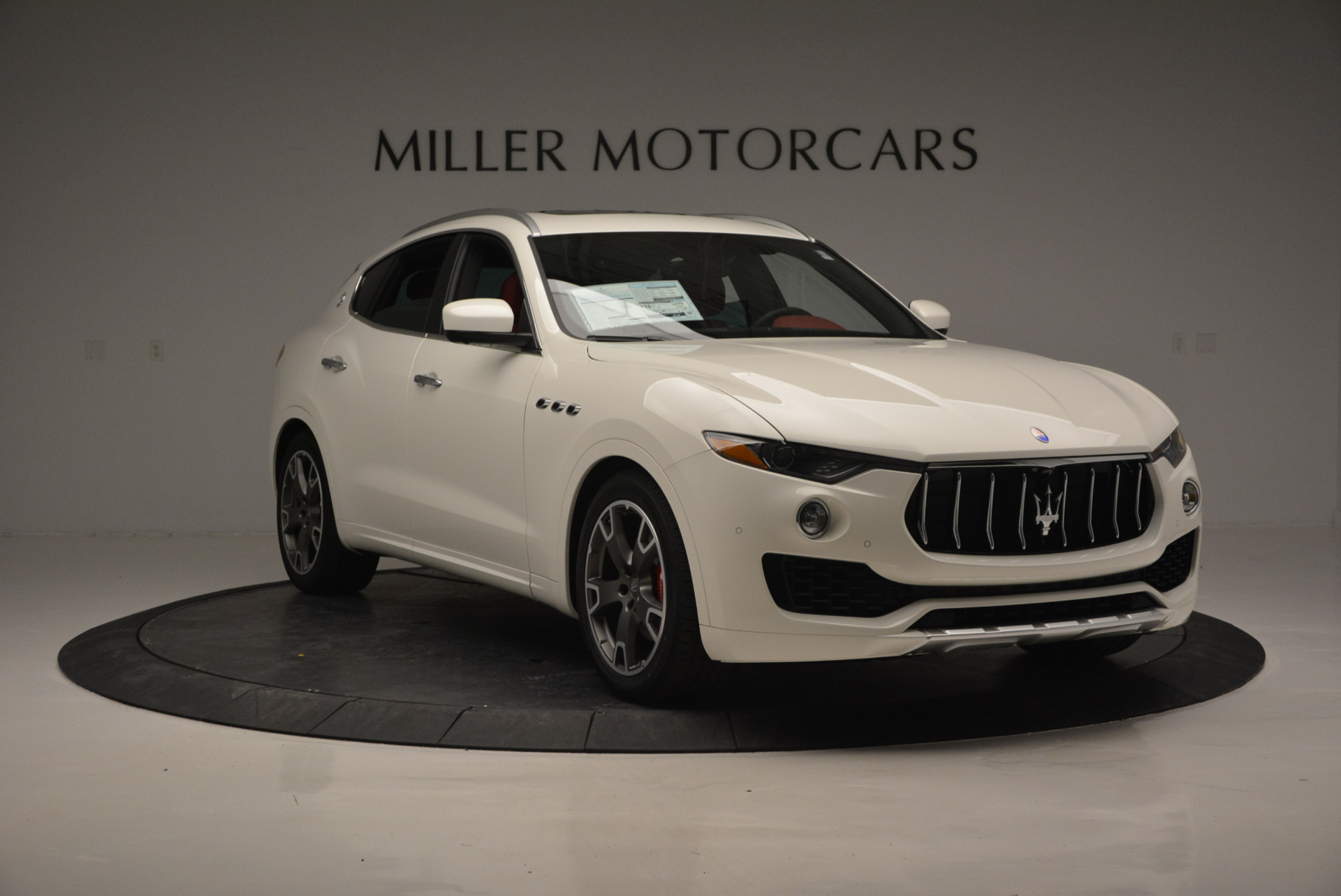 New 2017 Maserati Levante  For Sale In Greenwich, CT 772_p11