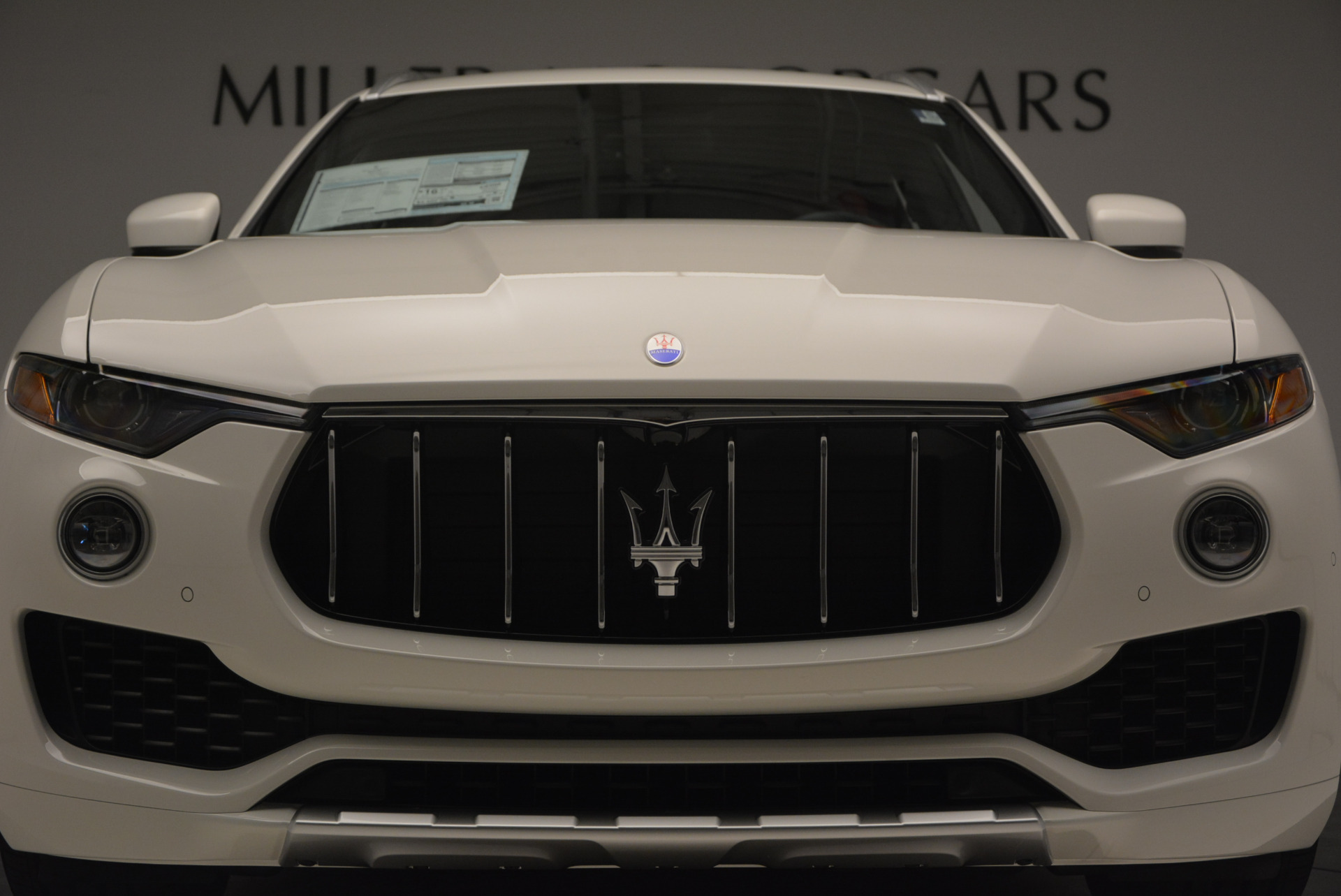 New 2017 Maserati Levante  For Sale In Greenwich, CT 772_p13