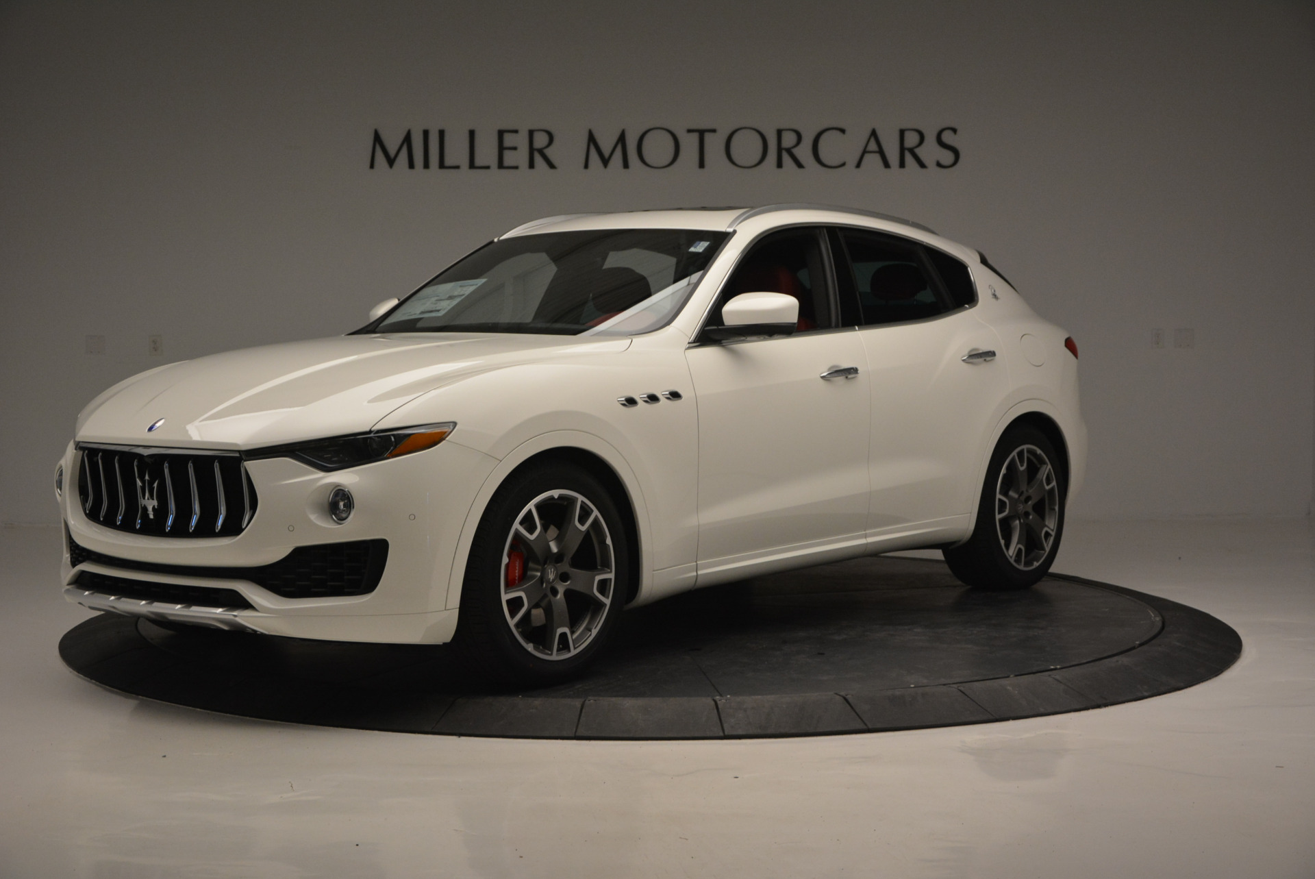 New 2017 Maserati Levante  For Sale In Greenwich, CT 772_p2