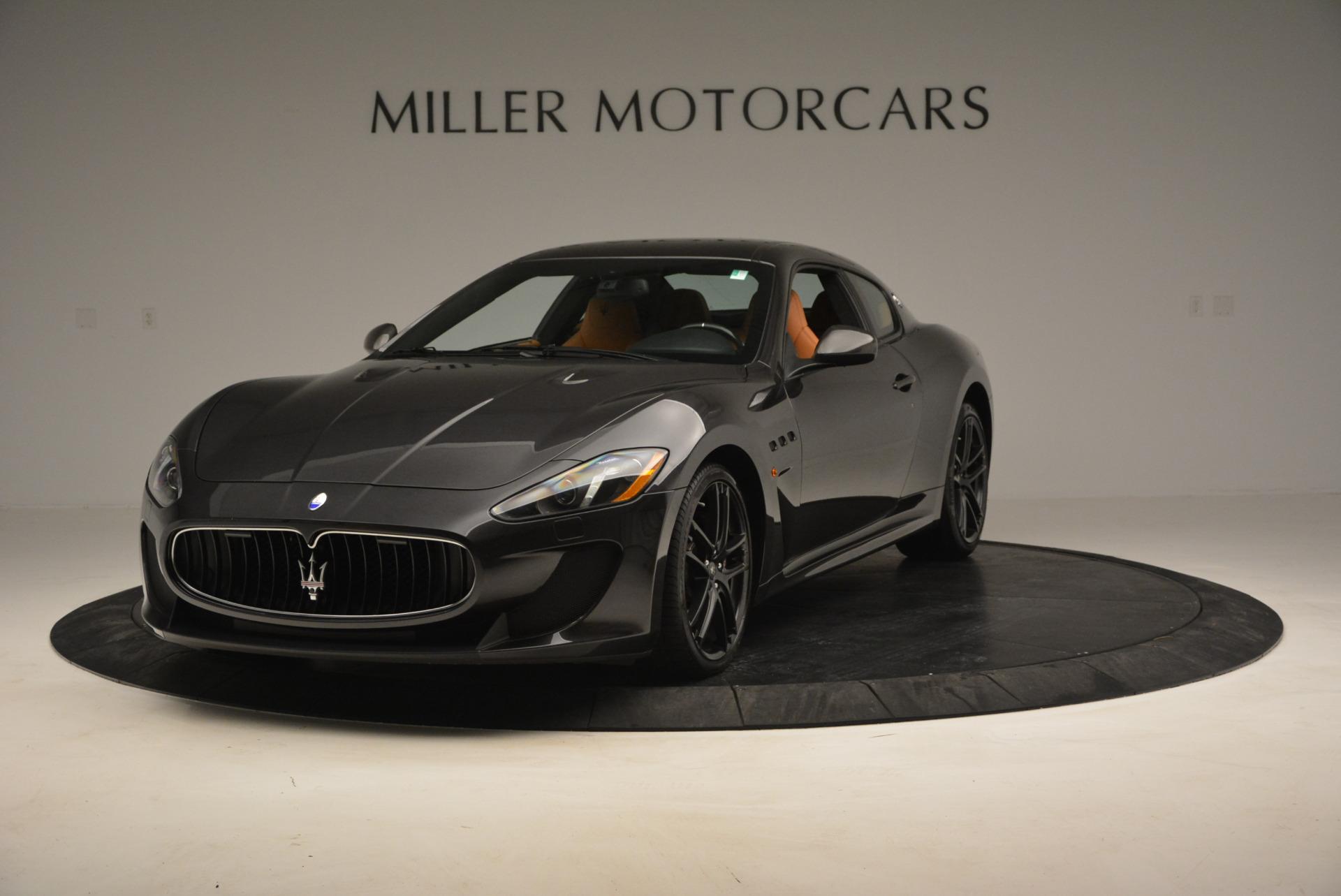 Used 2013 Maserati GranTurismo MC For Sale In Greenwich, CT 773_main
