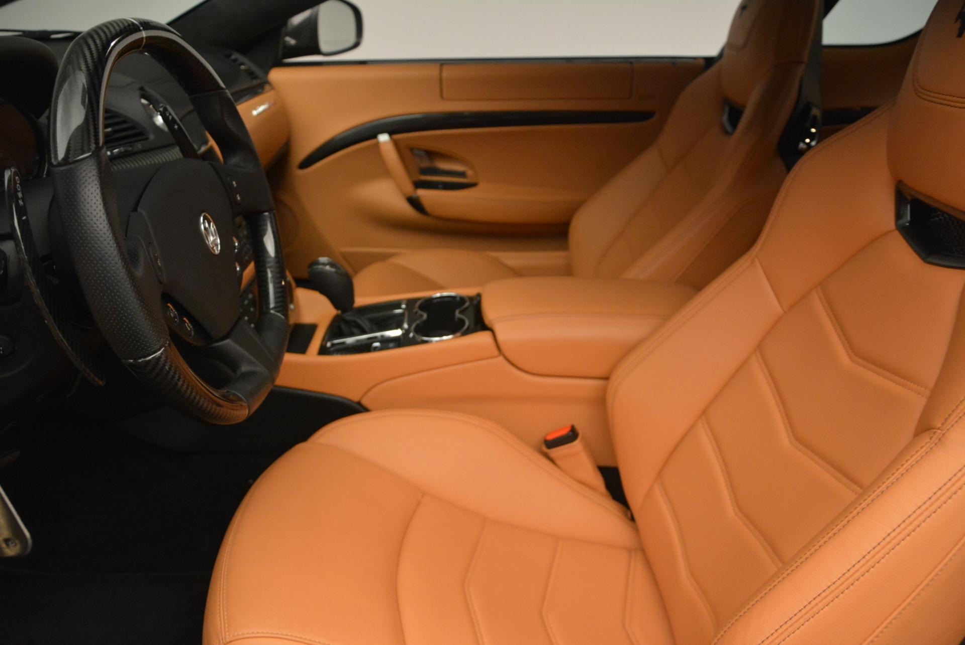 Used 2013 Maserati GranTurismo MC For Sale In Greenwich, CT 773_p16