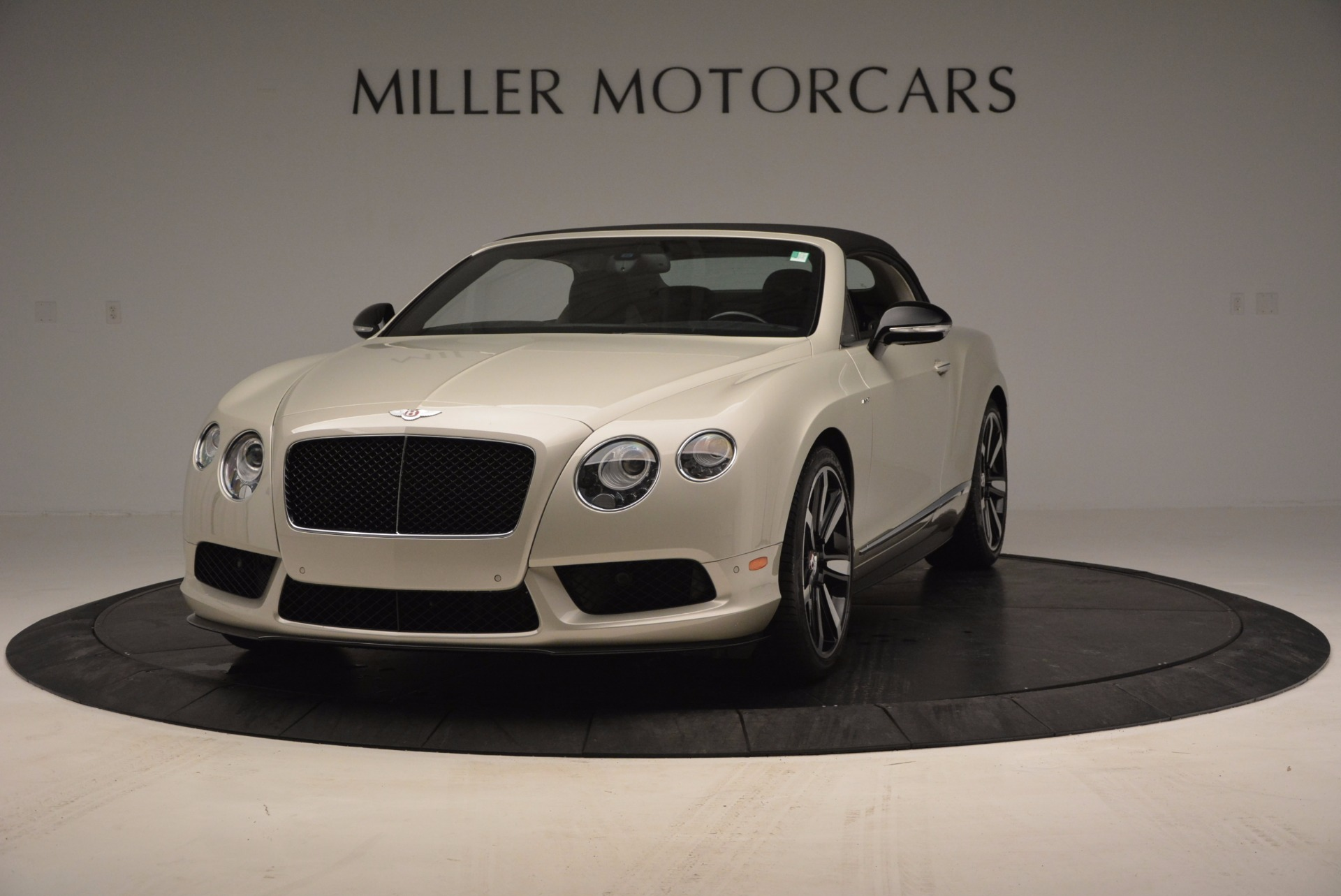 Used 2014 Bentley Continental GT V8 S For Sale In Greenwich, CT 774_p14