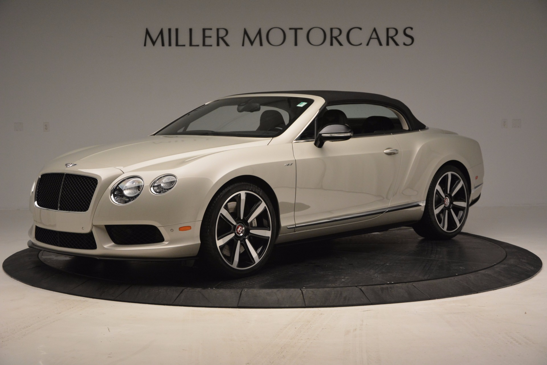Used 2014 Bentley Continental GT V8 S For Sale In Greenwich, CT 774_p15
